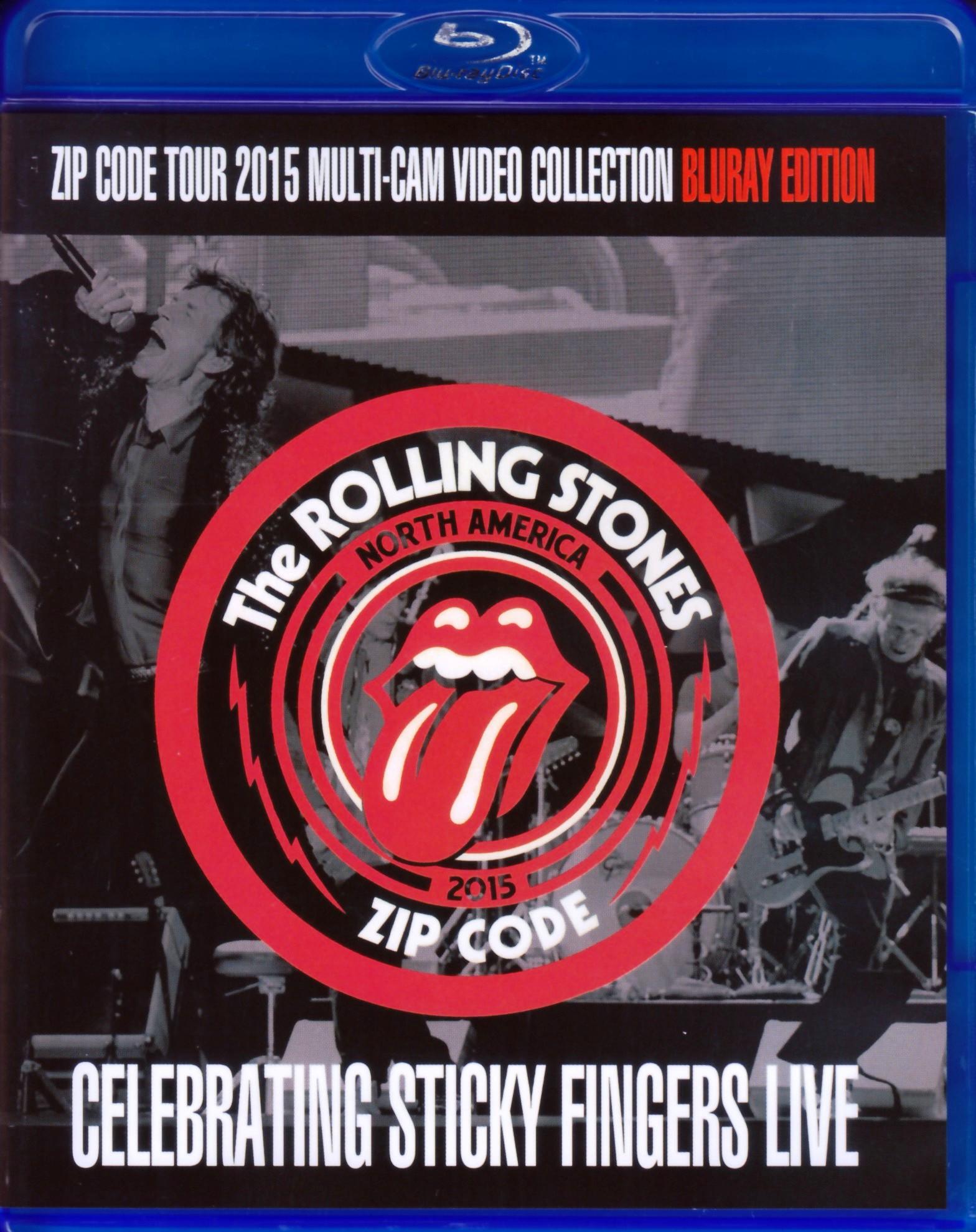 Rolling Stones ローリング・ストーンズ/North America  2015 Vol.1 Blu-Ray Version