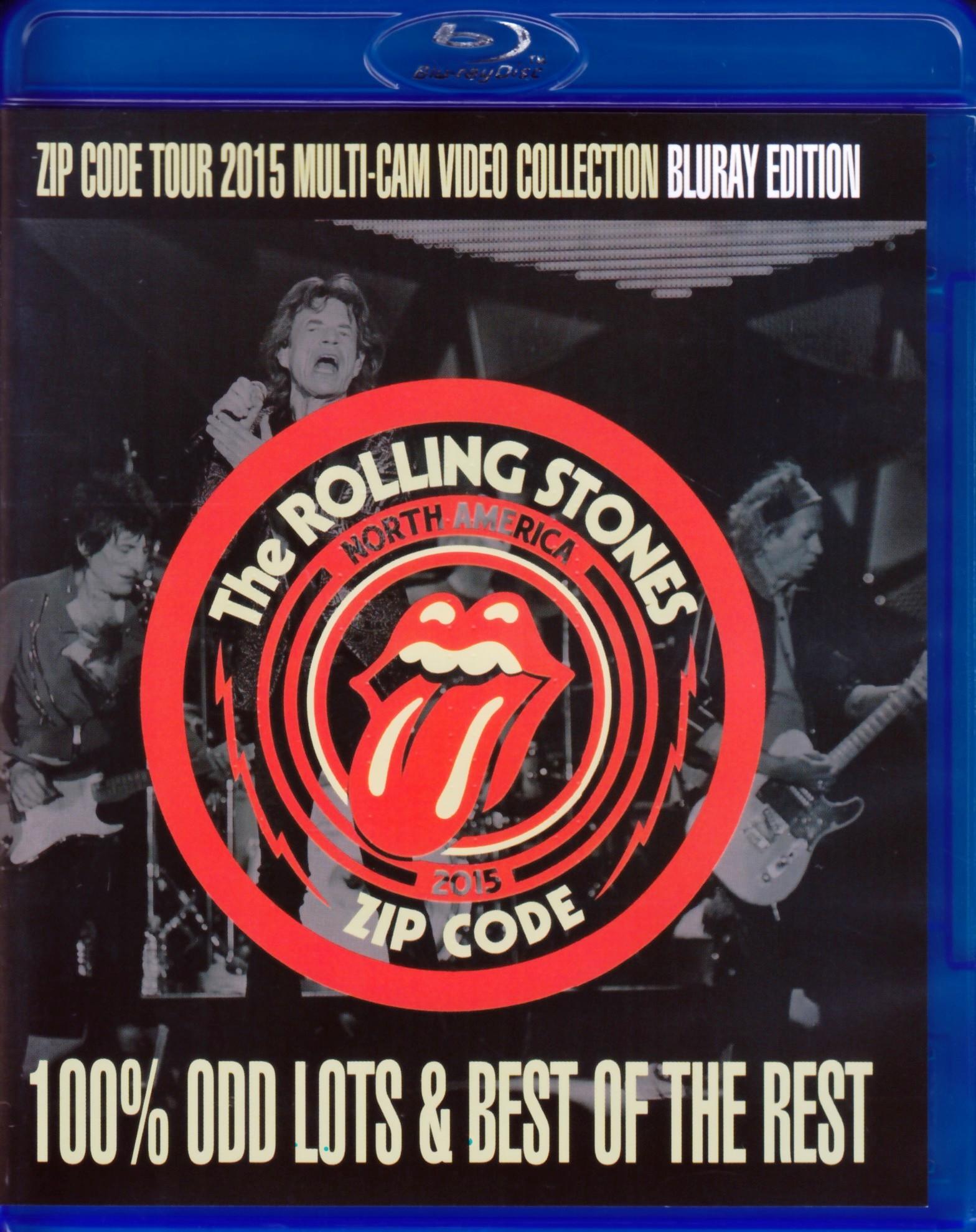 Rolling Stones ローリング・ストーンズ/North America  2015 Vol.2 Blu-Ray Version