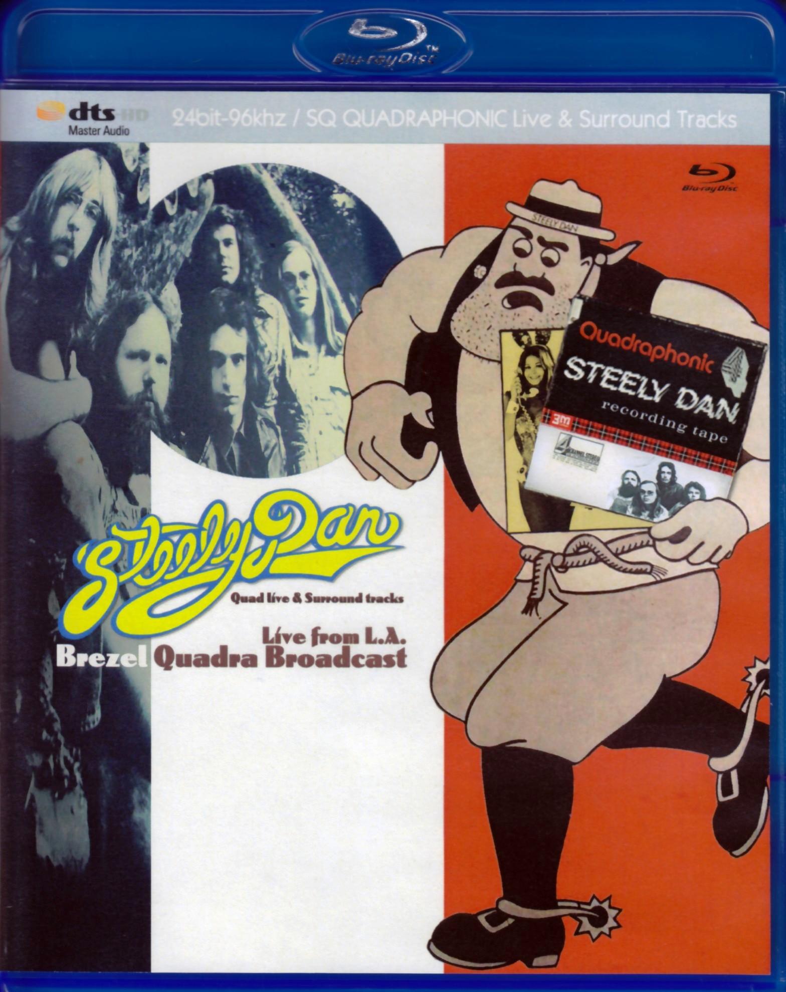 Steely Dan スティーリー・ダン/California,USA 1974 Blu-Ray Version