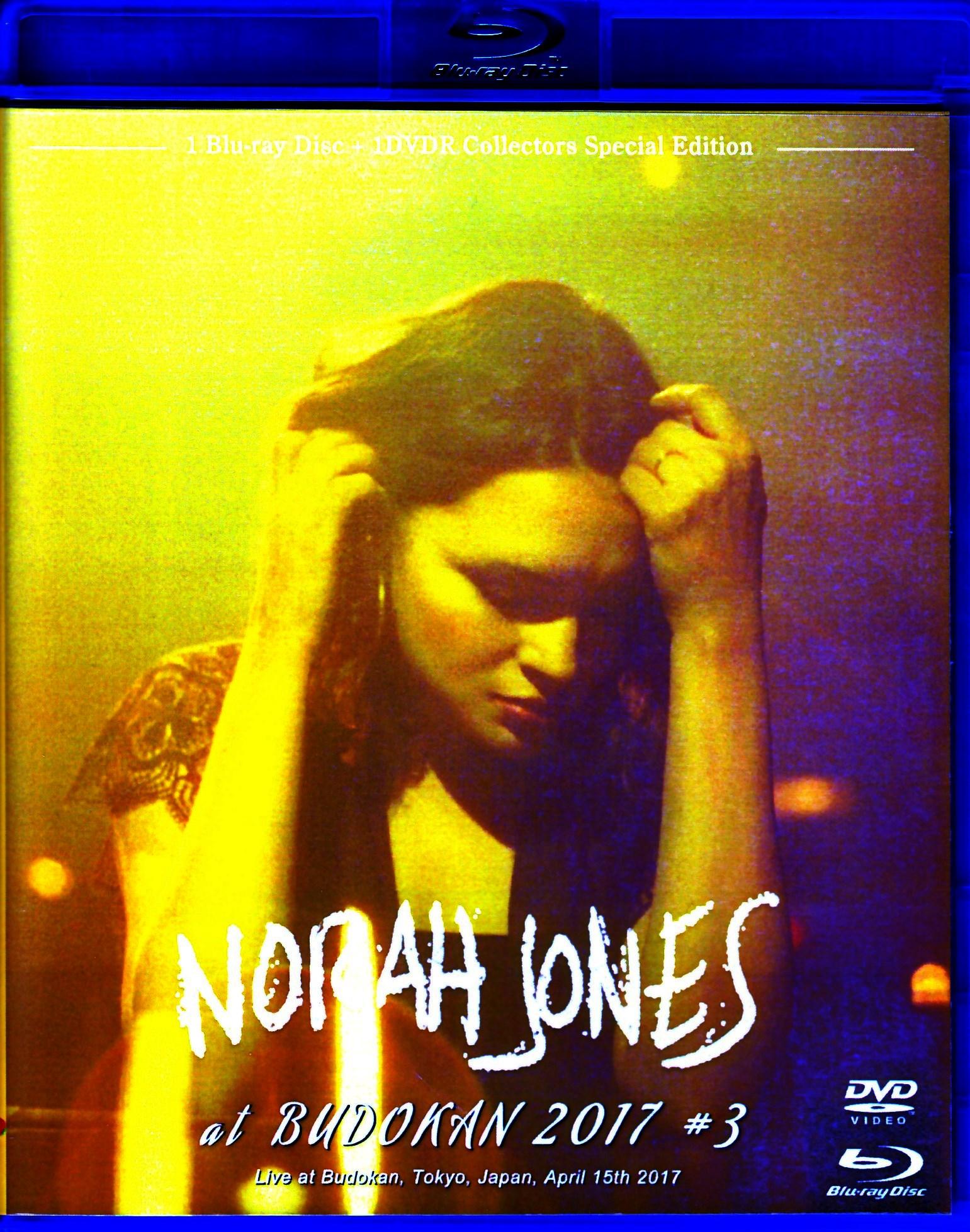 Norah Jones ノラ・ジョーンズ/Tokyo,Japan 4.15.2017 DVD & Blu-Ray Ver.