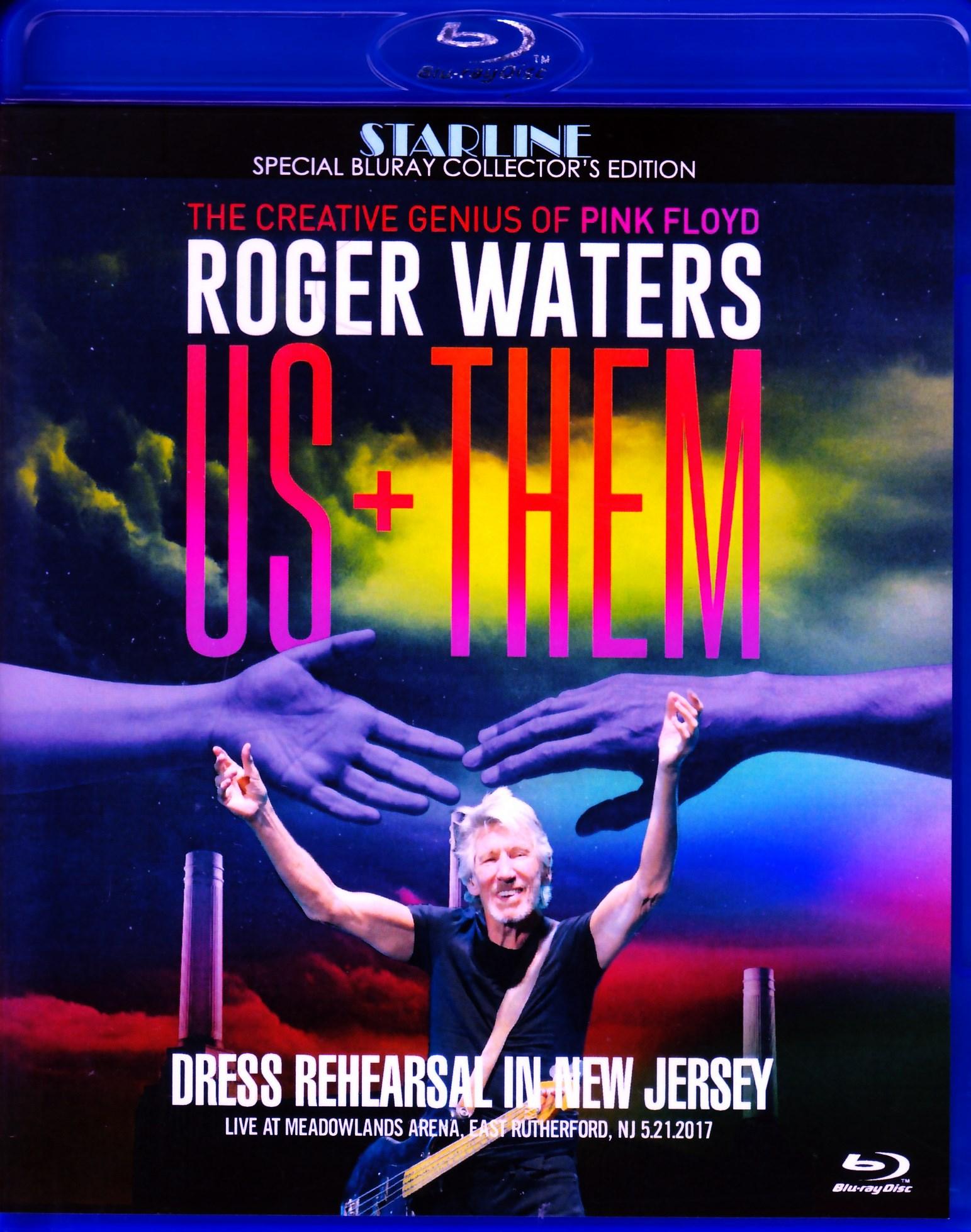 Roger Waters ロジャー・ウォータージ/NJ,USA 2017 & more Blu-Ray Ver.