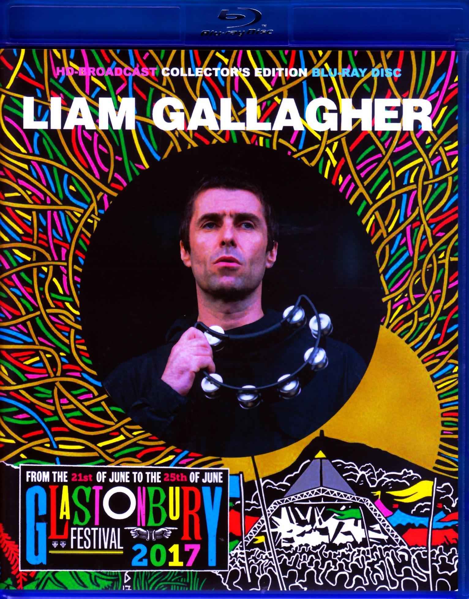 Liam Gallagher リアム・ギャラガー/UK 2017 & more Blu-Ray Ver.
