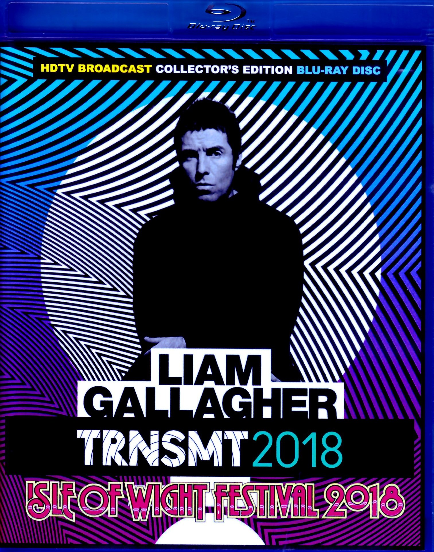 Liam Gallagher リアム・ギャラガー/Scotland,UK 2018 & more Blu-Ray Ver.