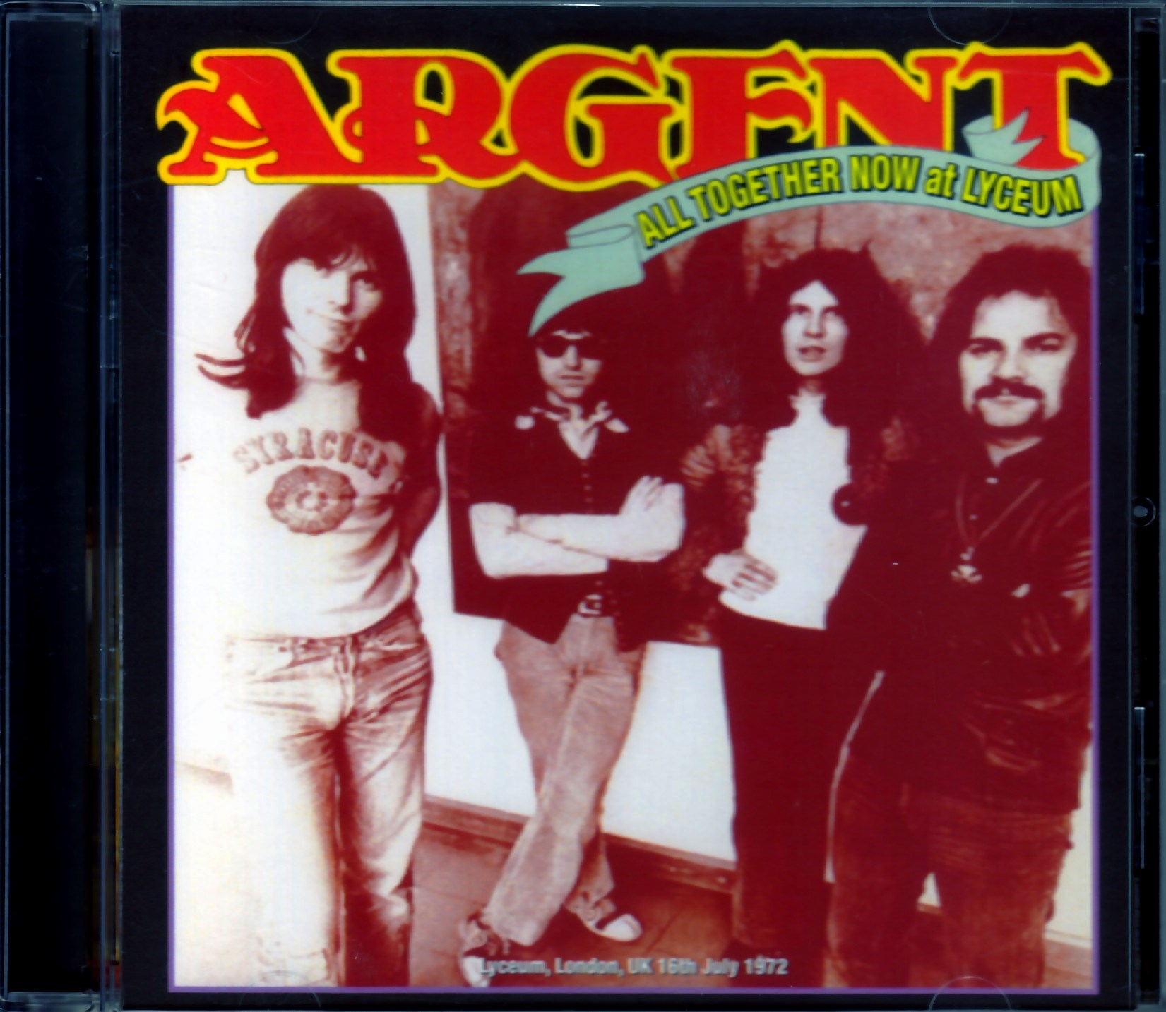 Argent アージェント/London,UK 1972