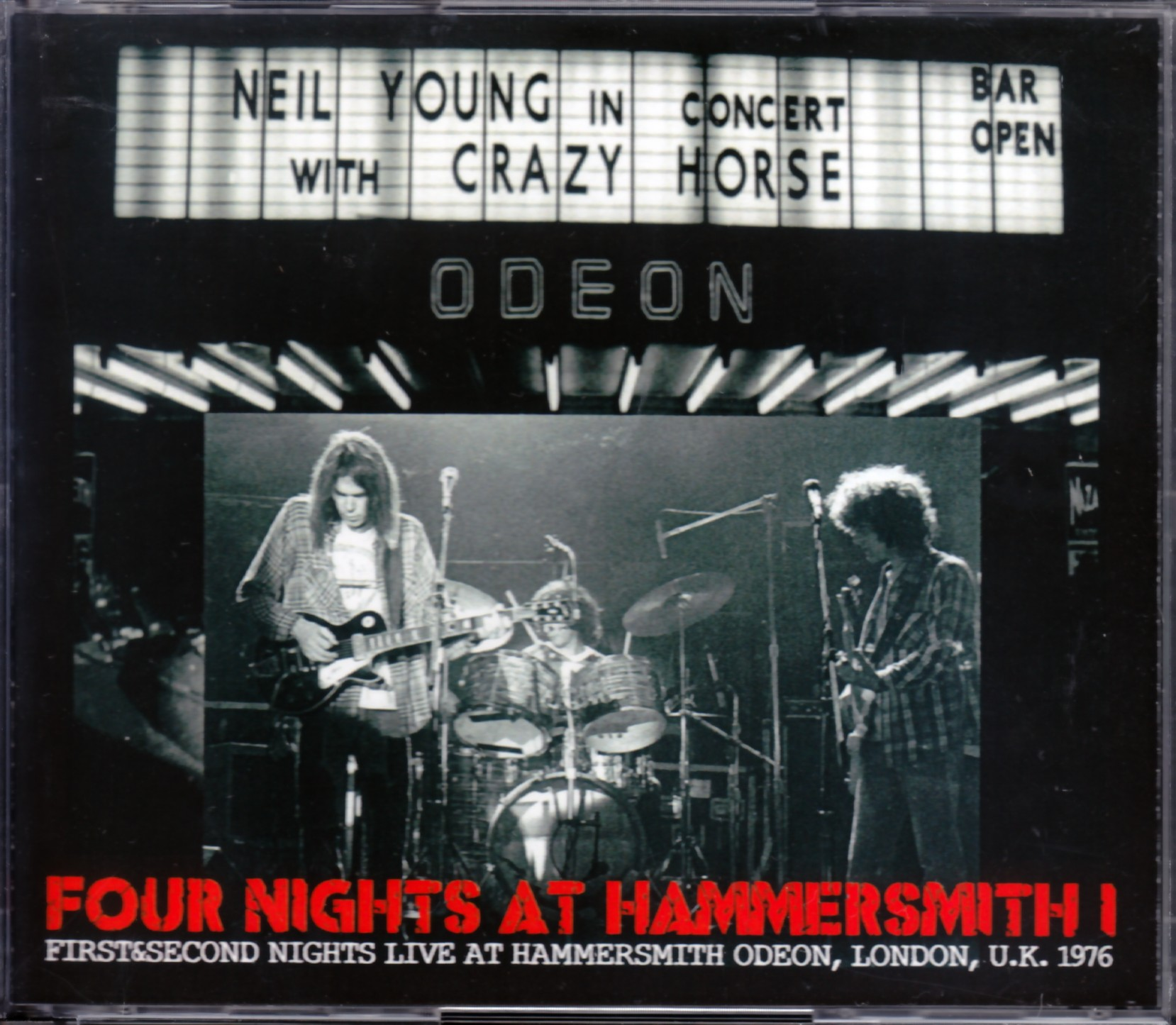 Neil Young ニール・ヤング/London,England 3.28・29.1976