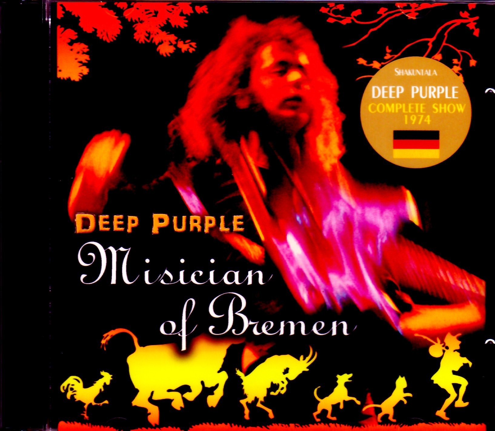 Deep Purple ディープ・パープル/Germany 1974 Complete