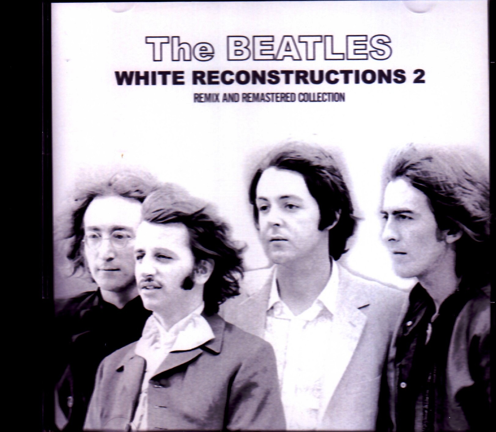 Beatles ビートルズ/White Album Remix and Remastered Vol.2