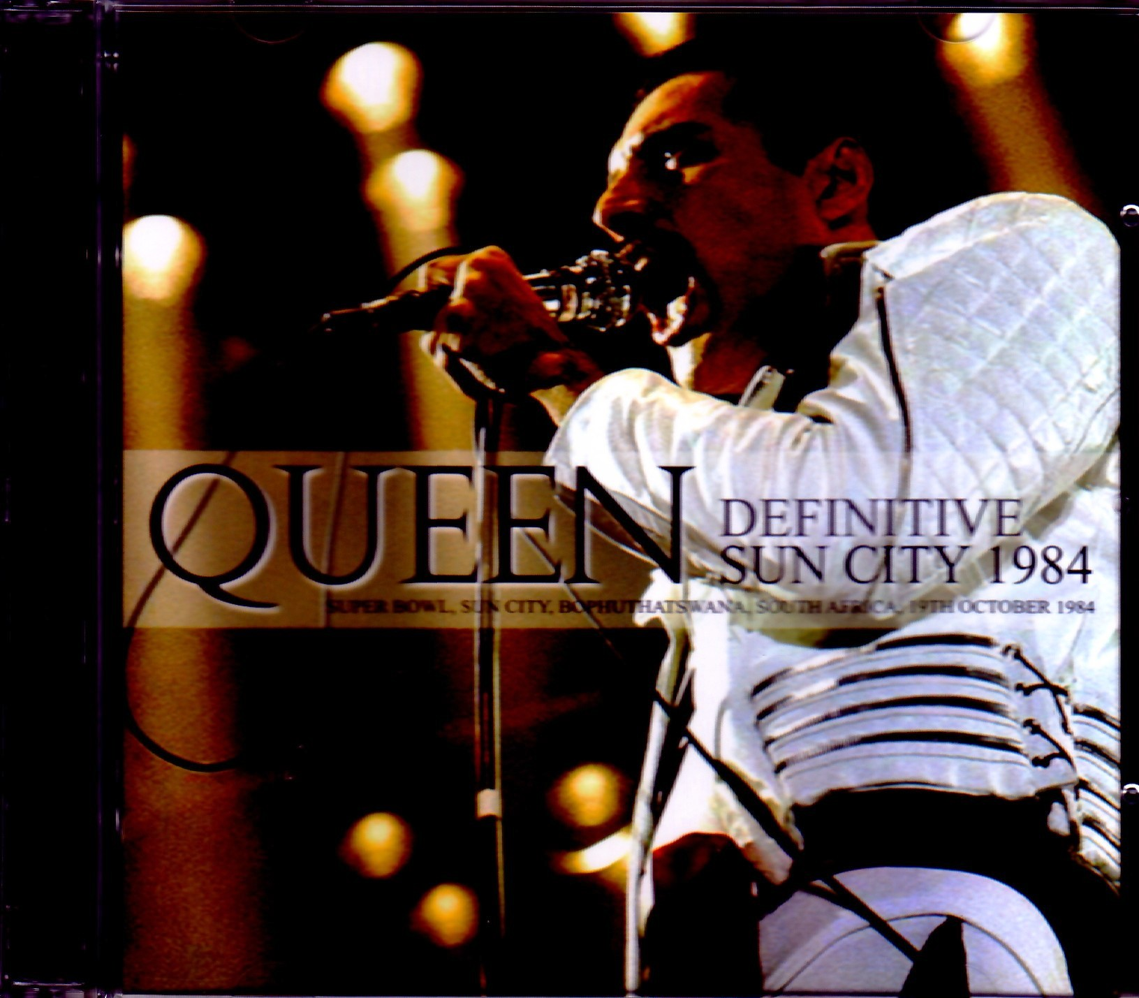 Queen クィーン/South Africa 1984 Upgrade & more