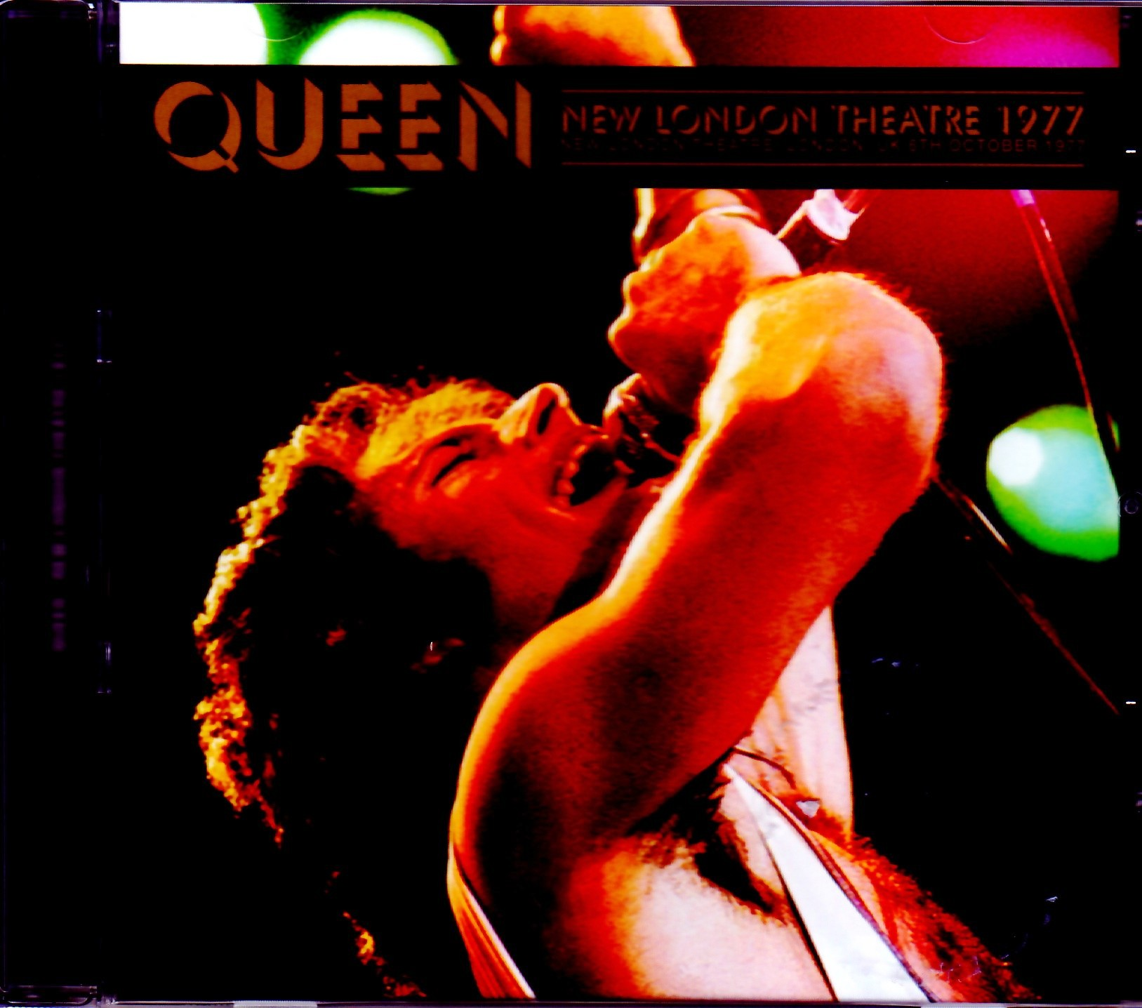Queen クィーン/London,UK 1977 Upgrade