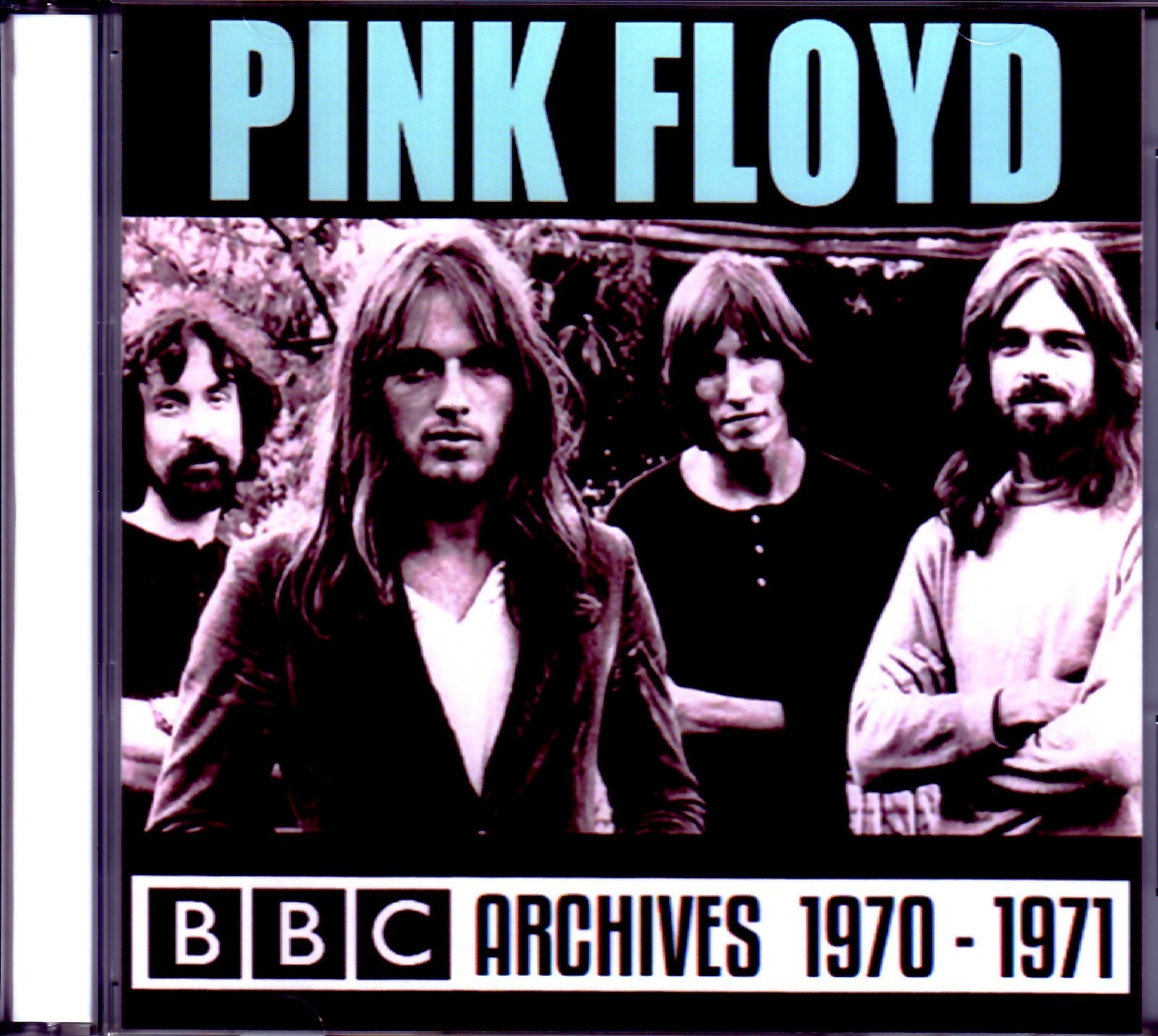 Pink Floyd ピンク・フロイド/London,UK BBC Archives 1970-1971