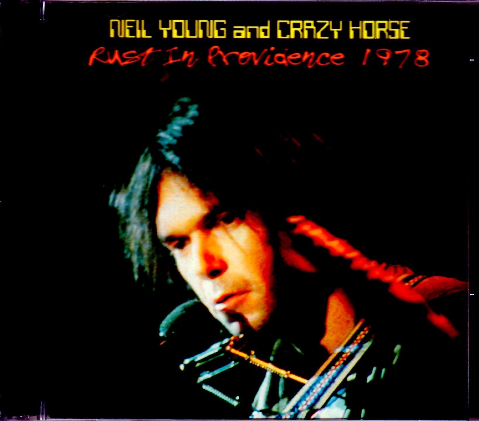 Neil Young and Crazy Horse ニール・ヤング/RI,USA 1978
