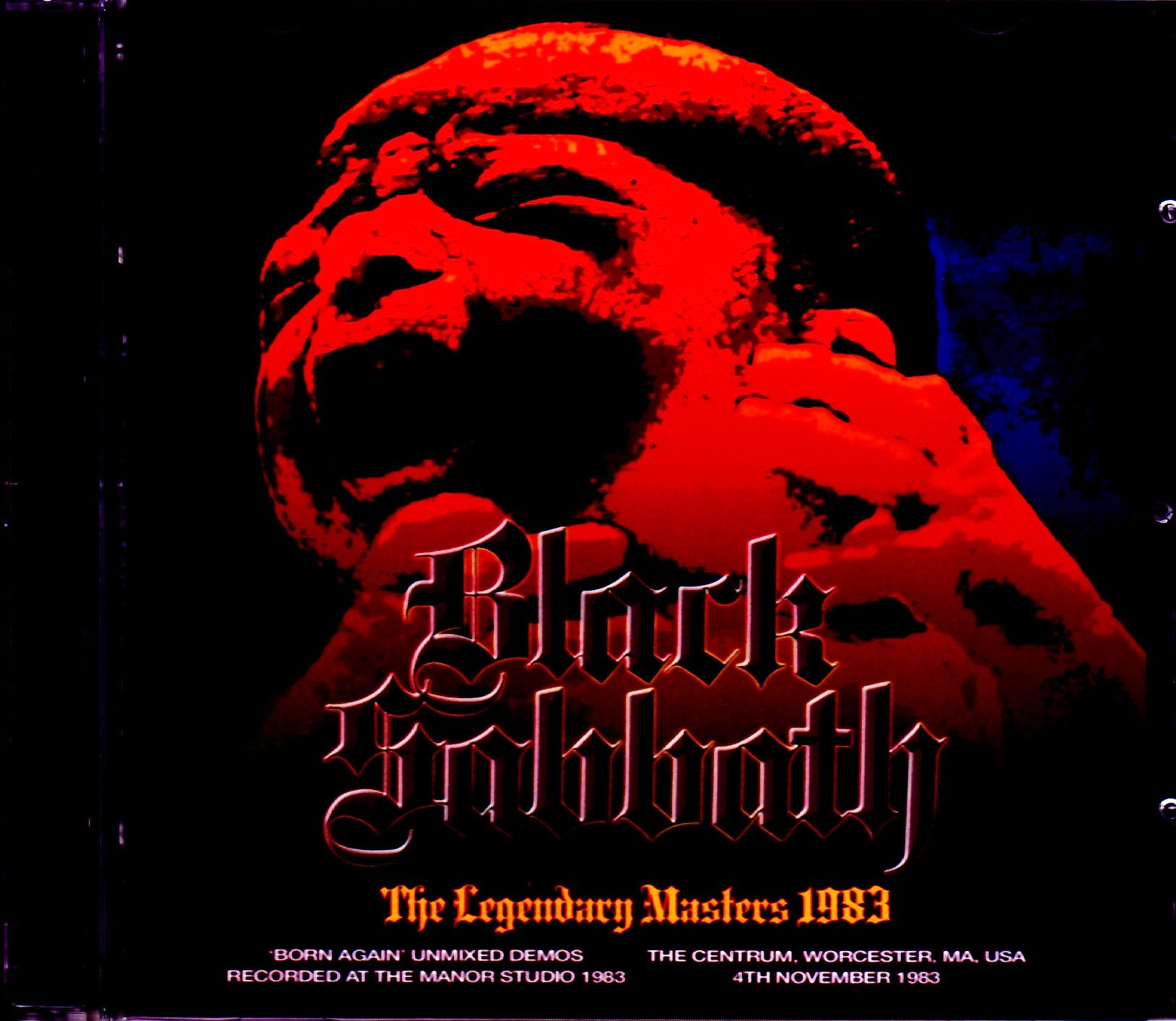 Black Sabbath ブラック・サバス/Born Again Unmixed Demos & more Upgrade