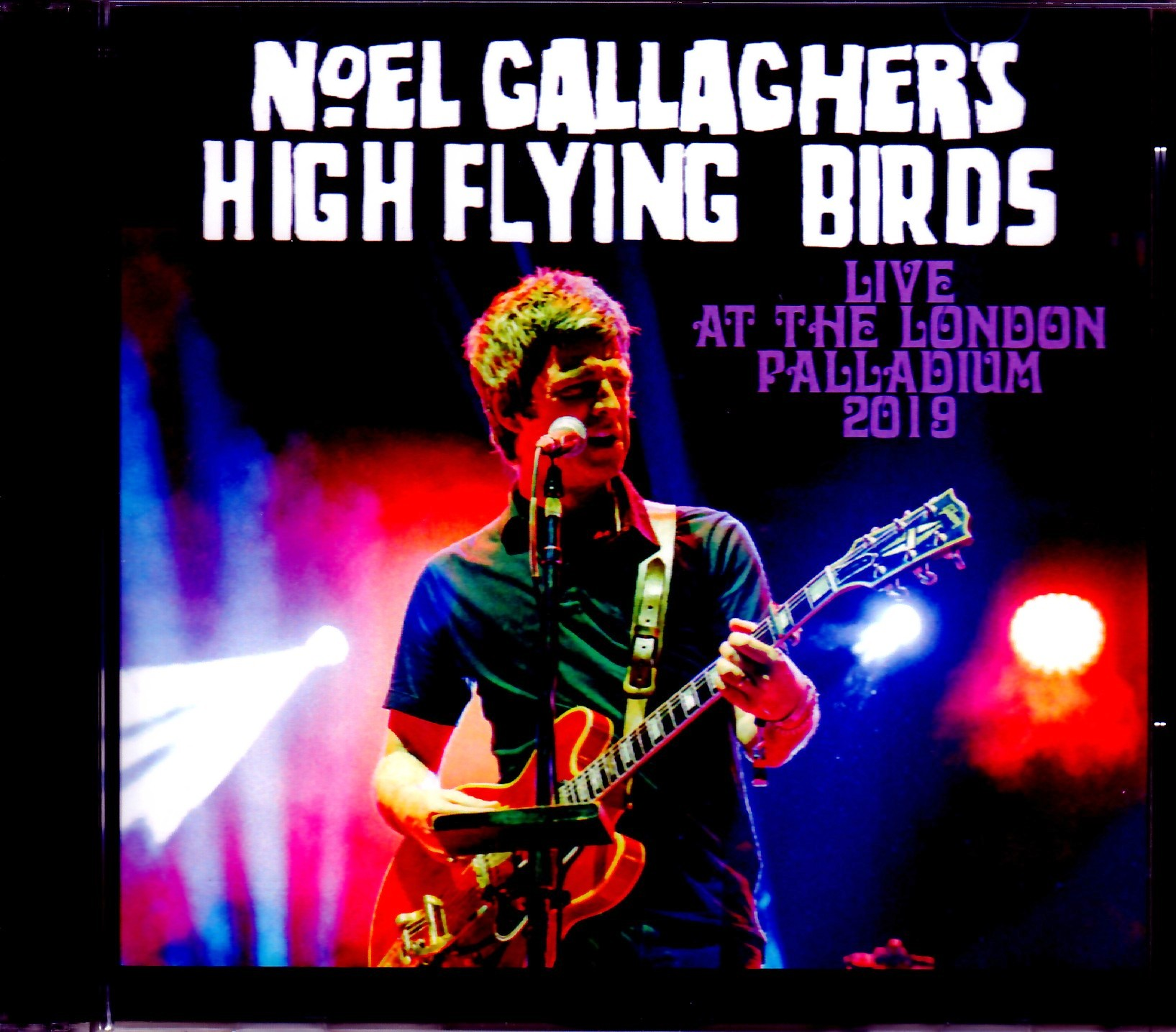 Noel Gallagher's High Flying Birds ノエル・ギャラガー/London,UK 2019