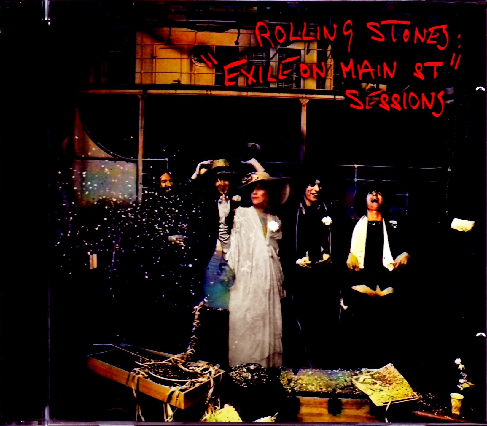 Rolling Stones ローリング・ストーンズ/Exile on Main.ST Sessions