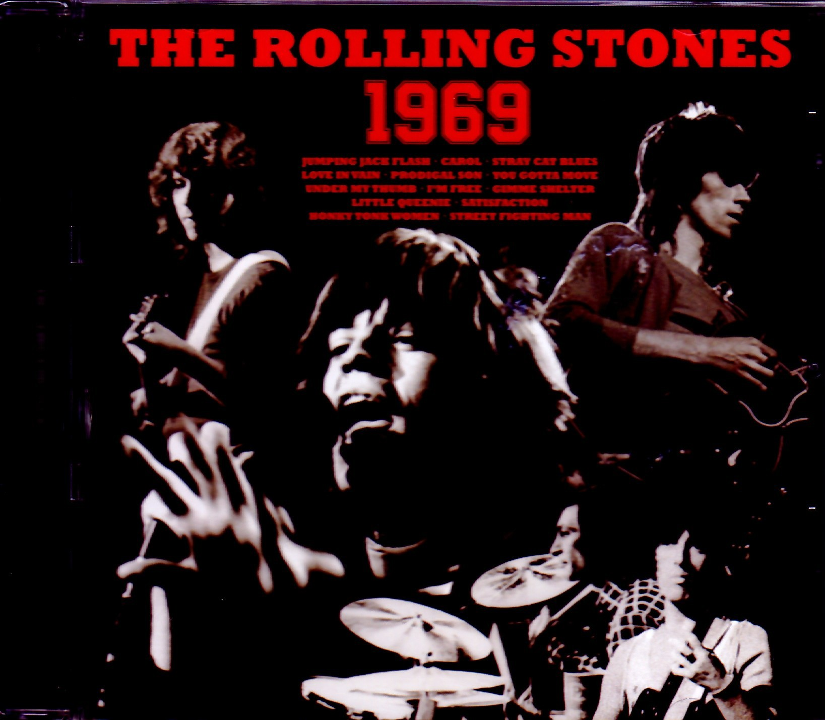 Rolling Stones ローリング・ストーンズ/Tour 1969 SBD Collection