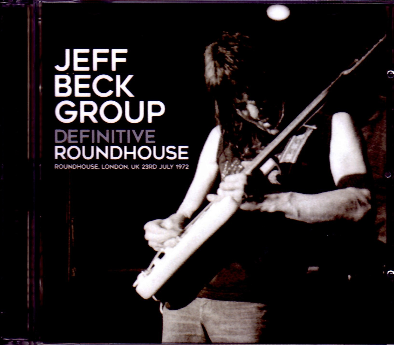 Jeff Beck Group ジェフ・ベック/London,UK 7.23.1972 Upgrade