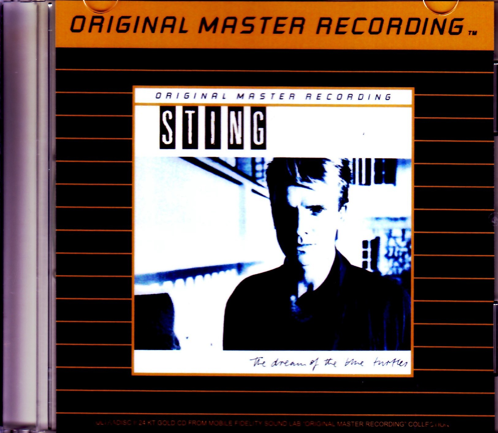 Sting スティング/The Dream of the Blue Turtles Original US Mobile Fidelity Sound Lab