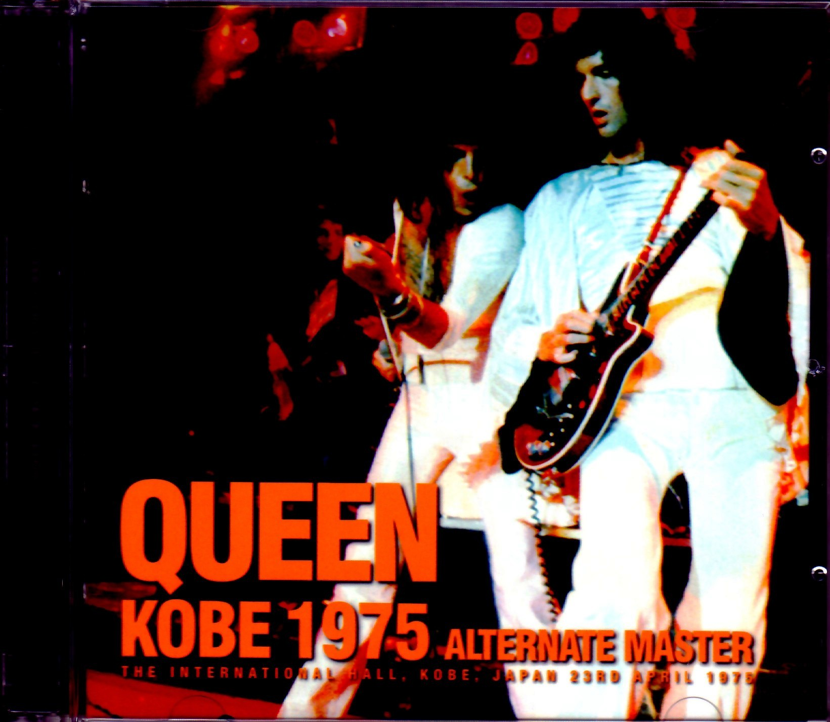 Queen クィーン/Hyogo,Japan 1975 Alternate Master