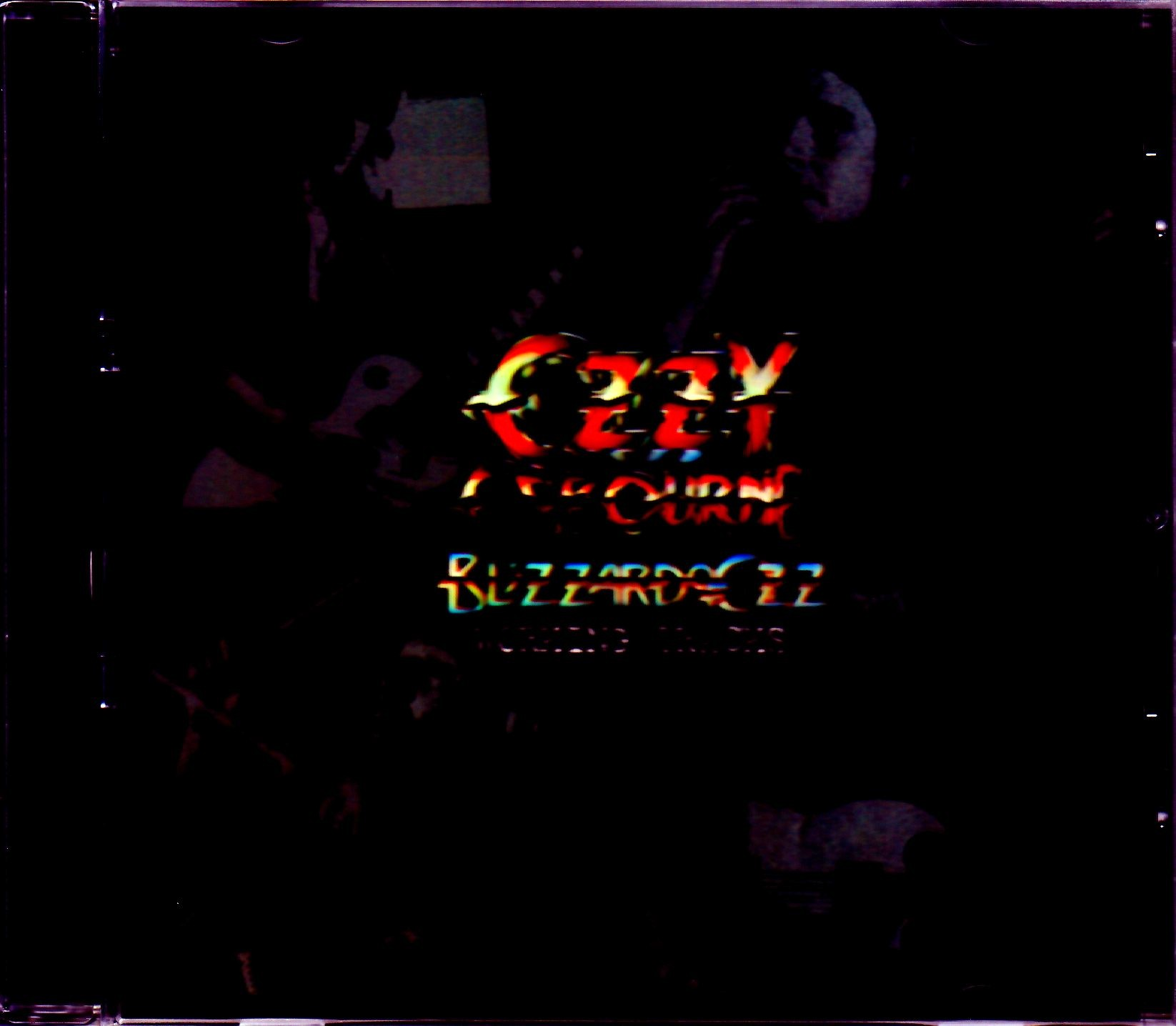 Ozzy Osbourne オジー・オズボーン/Blizzard of Ozz Different Mixes from the Final Takes