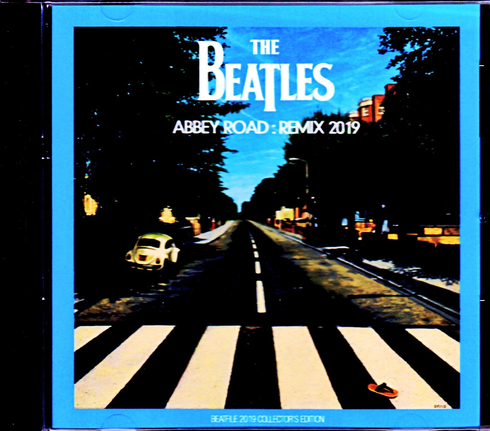 Beatles ビートルズ/Abbey Road New Remix and Remaster Compilation 2019