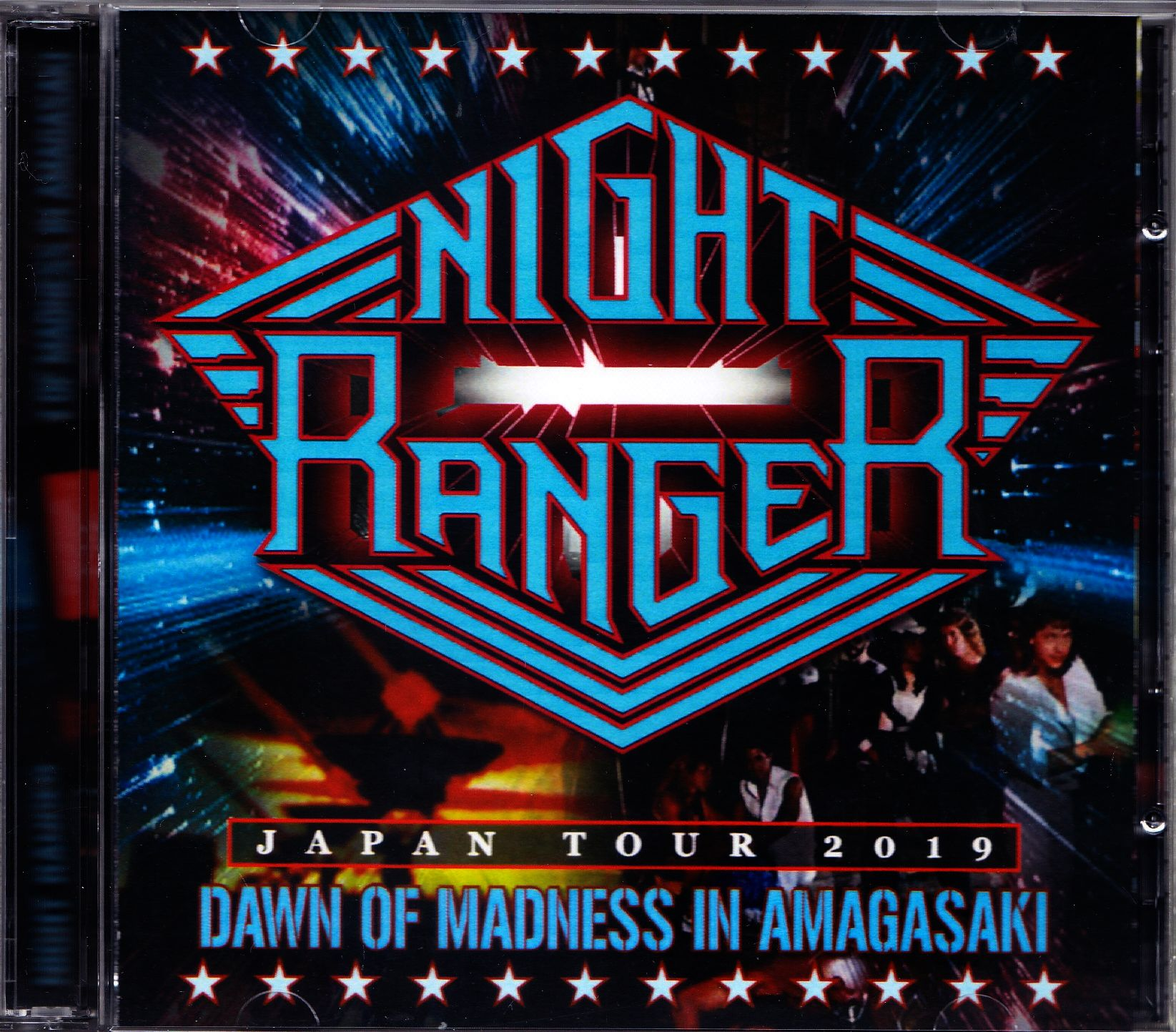 Night Ranger ナイト・レンジャー/Hyogo,Japan 2019