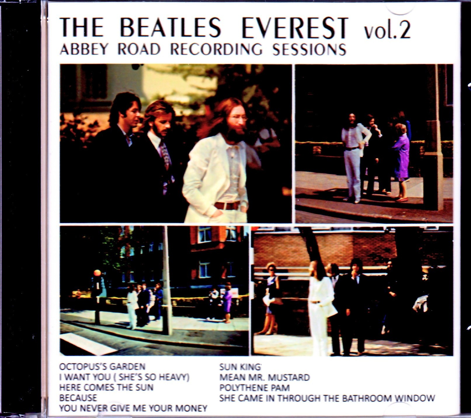 Beatles ビートルズ/Abbey Road Recording Sessions Vol.2 – 2