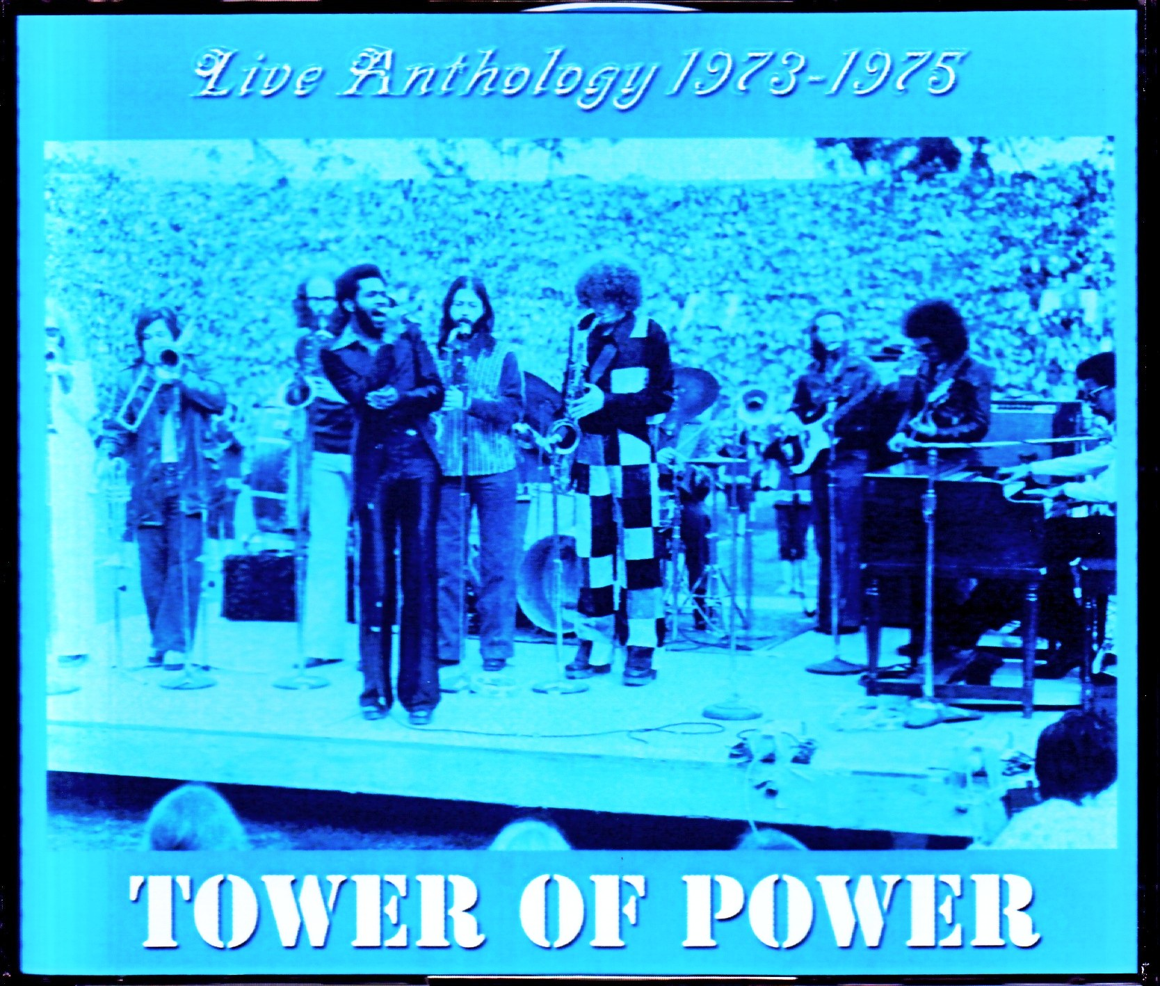 Tower of Power タワー・オブ・パワー/Live Anthology 1973-1975