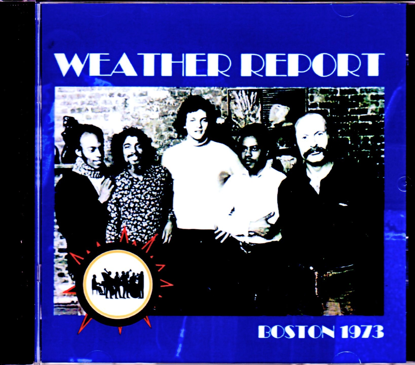 Weather Report ウェザー・リポート/MA,USA 1973