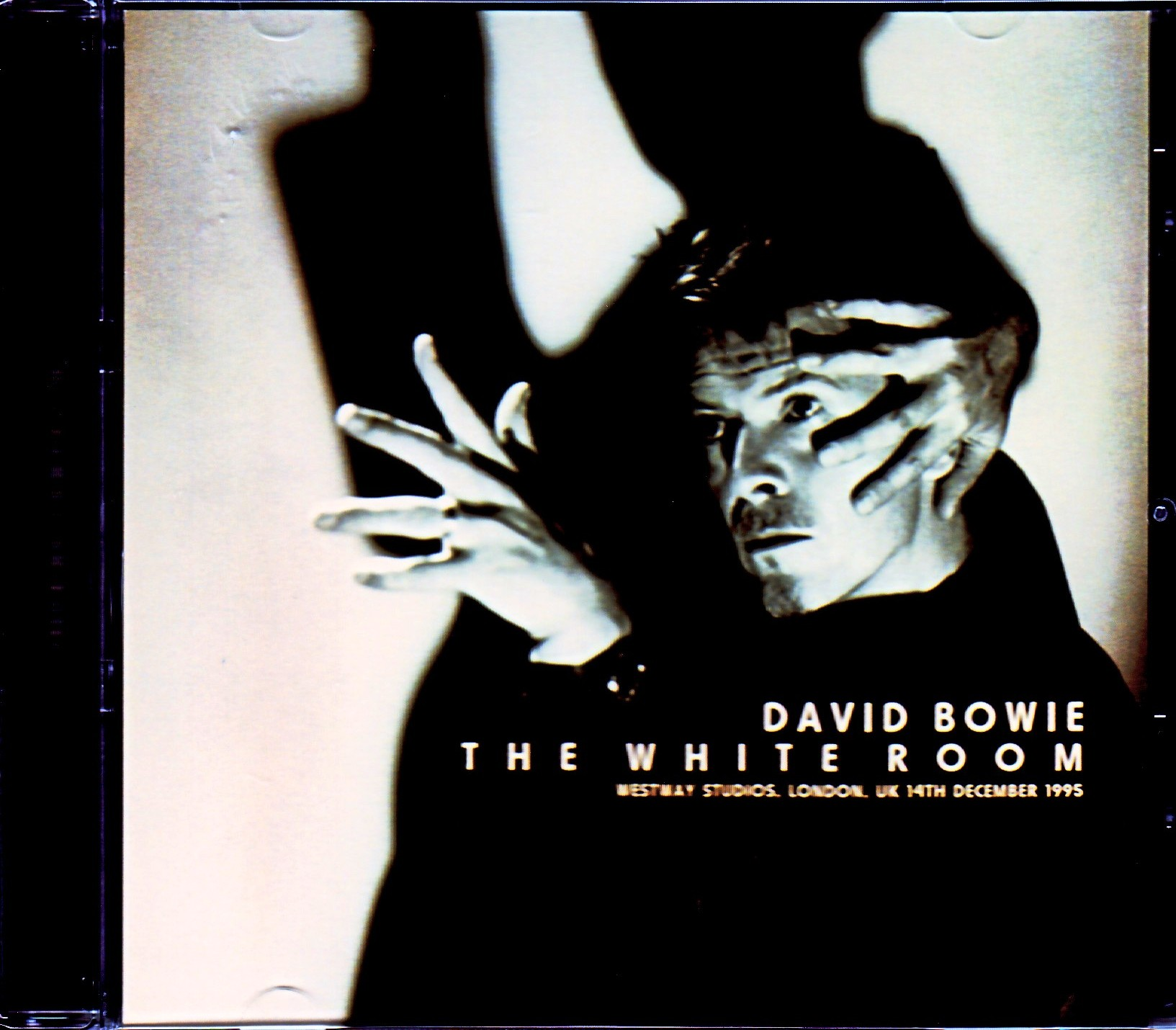 David Bowie デヴィッド・ボウイ/London,UK 1995 Complete Channel 4 Recording