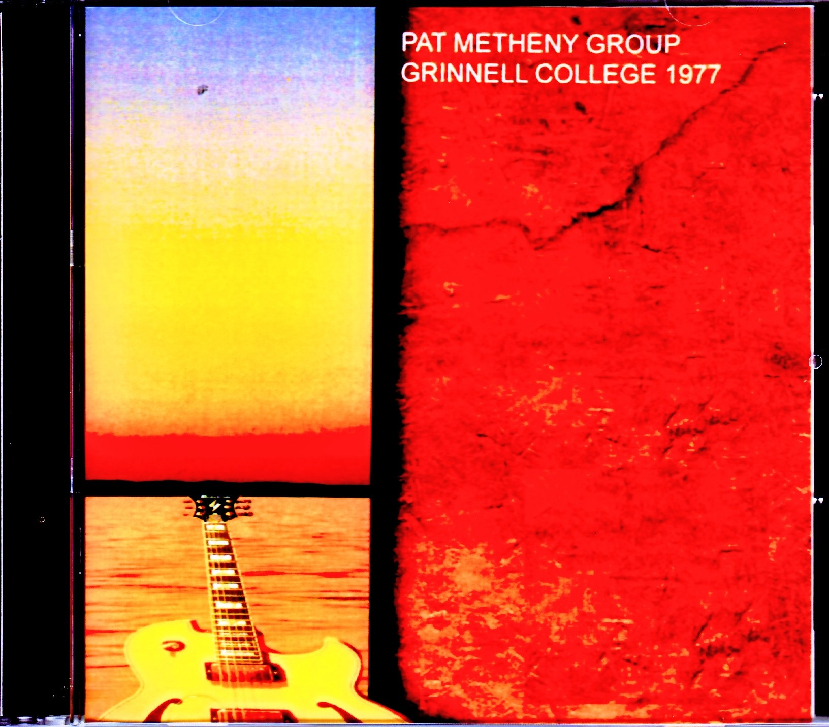 Pat Metheny Group パット・メセニー/Iowa,USA 1977
