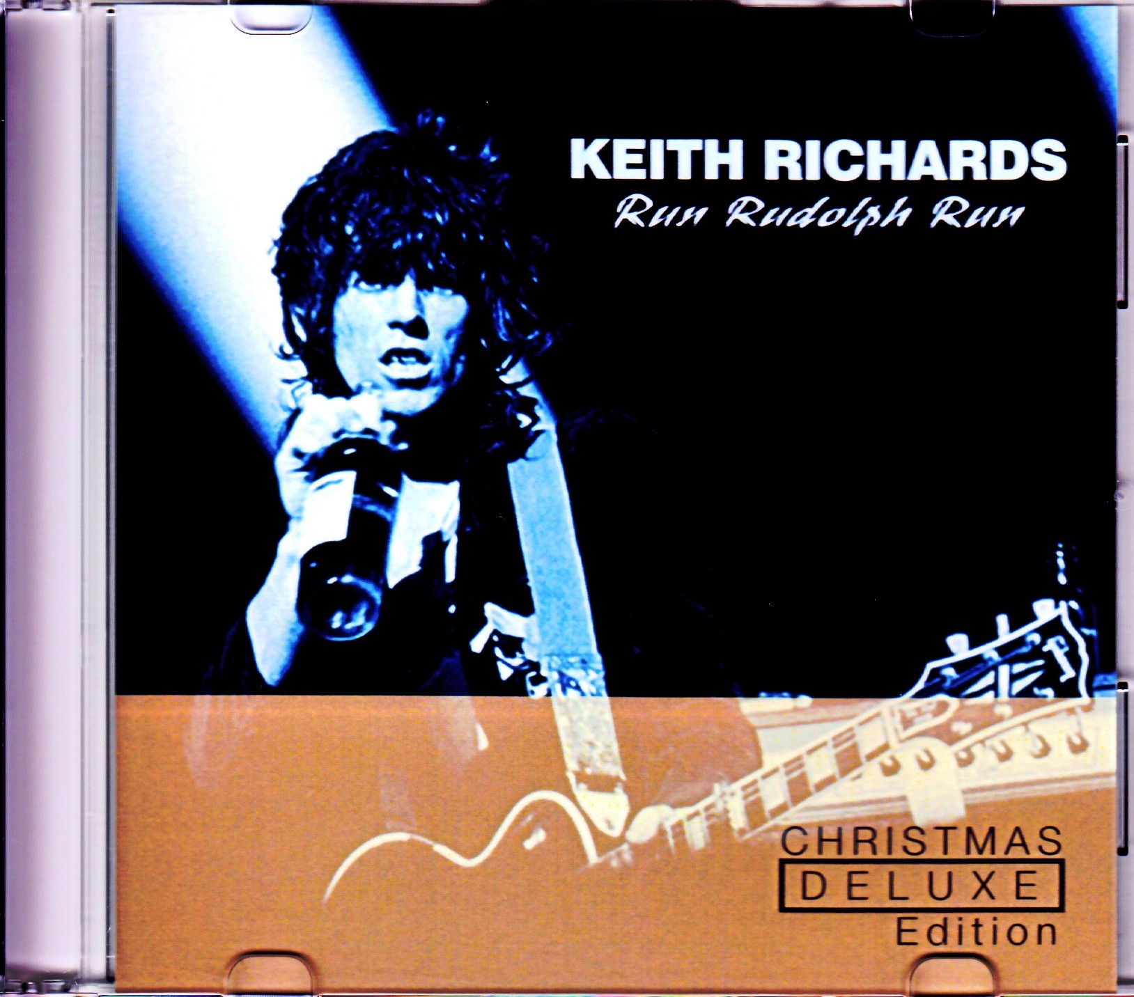 "Keith Richards キース・リチャード/Rare 1978 US Promotional Only 2 Track 7"" Vinyl Single"