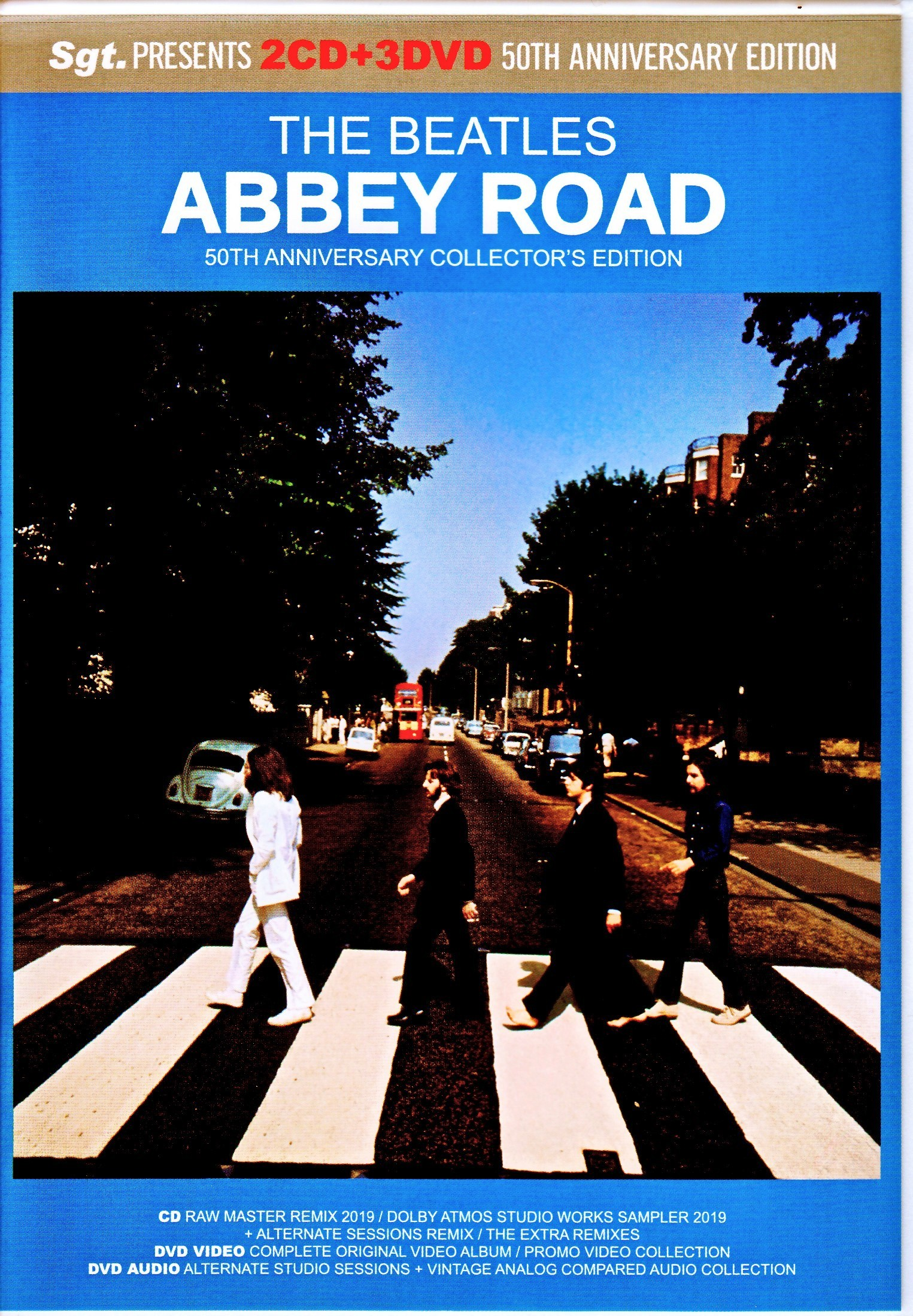 Beatles ビートルズ/Abbey Road 50th Anniversary Edition