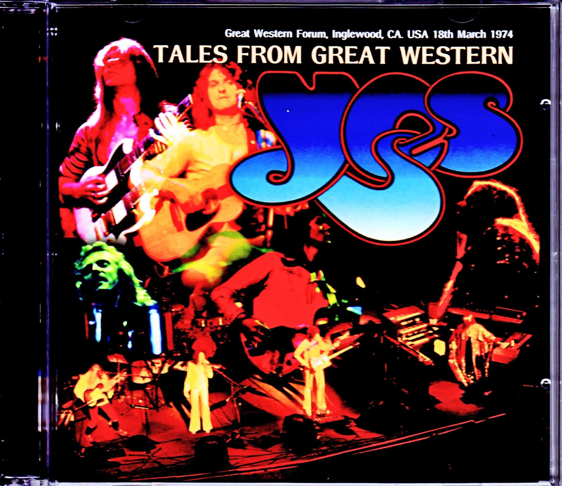 Yes イエス/CA,USA 1974