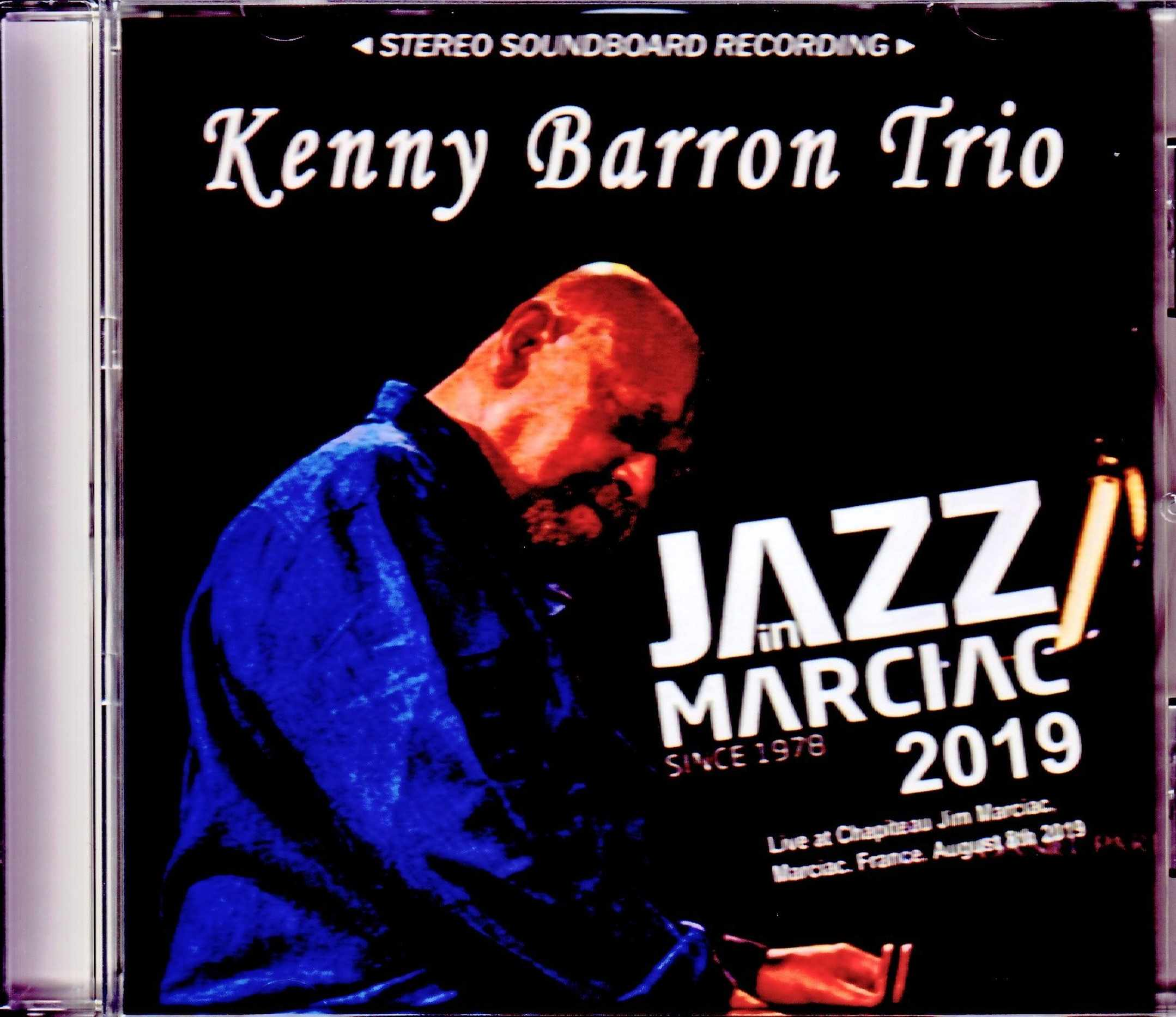 Kenny Barron Trio ケニー・バロン/France 2019