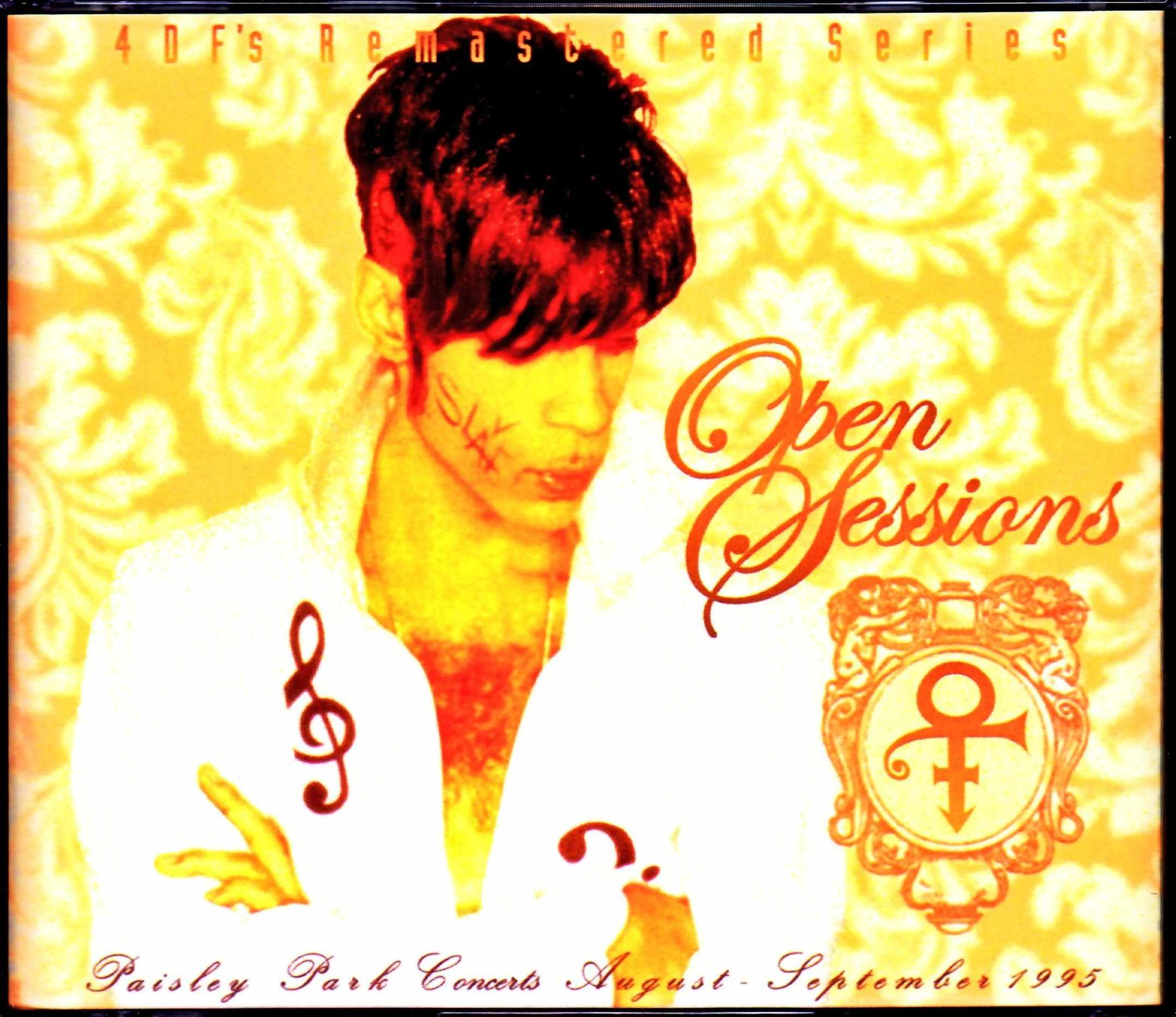 Prince プリンス/MN,USA Open Sessions 1995