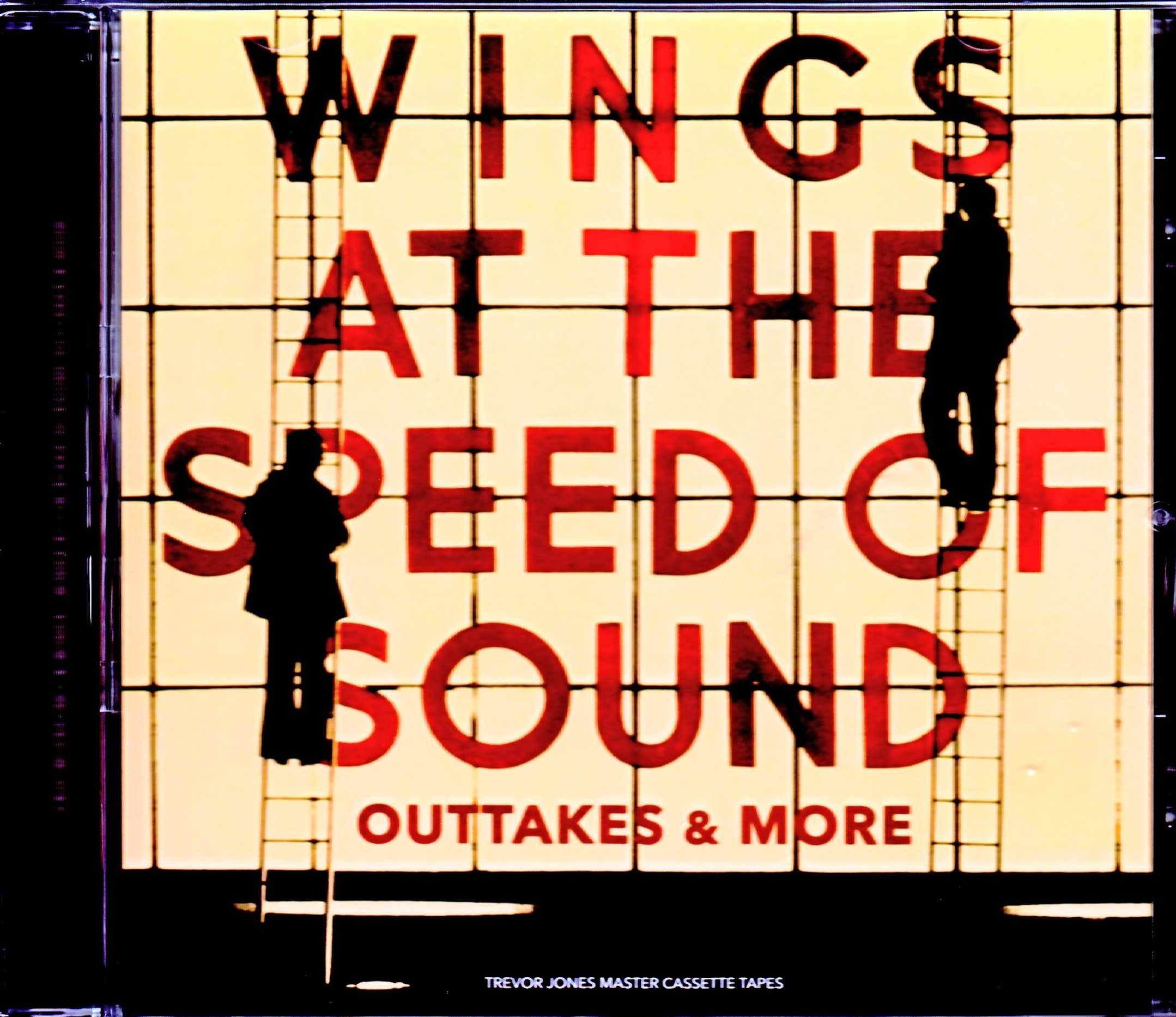 Paul McCartney,Wings ポール・マッカートニー ウイングス/スピード・オブ・サウンド Wings at the Speed of Sound Outtakes & more Upgrade