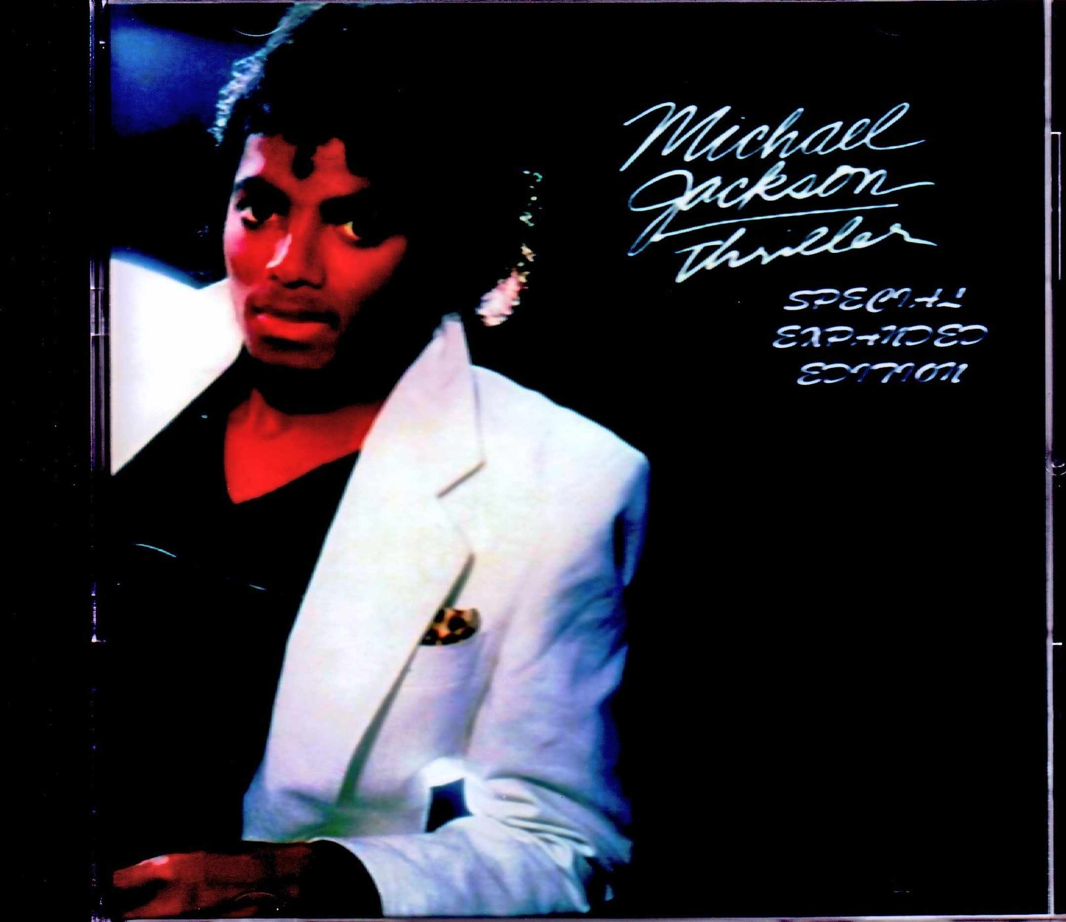 Michael Jackson マイケル・ジャクソン/スリラー Thriller Special Expanded Version