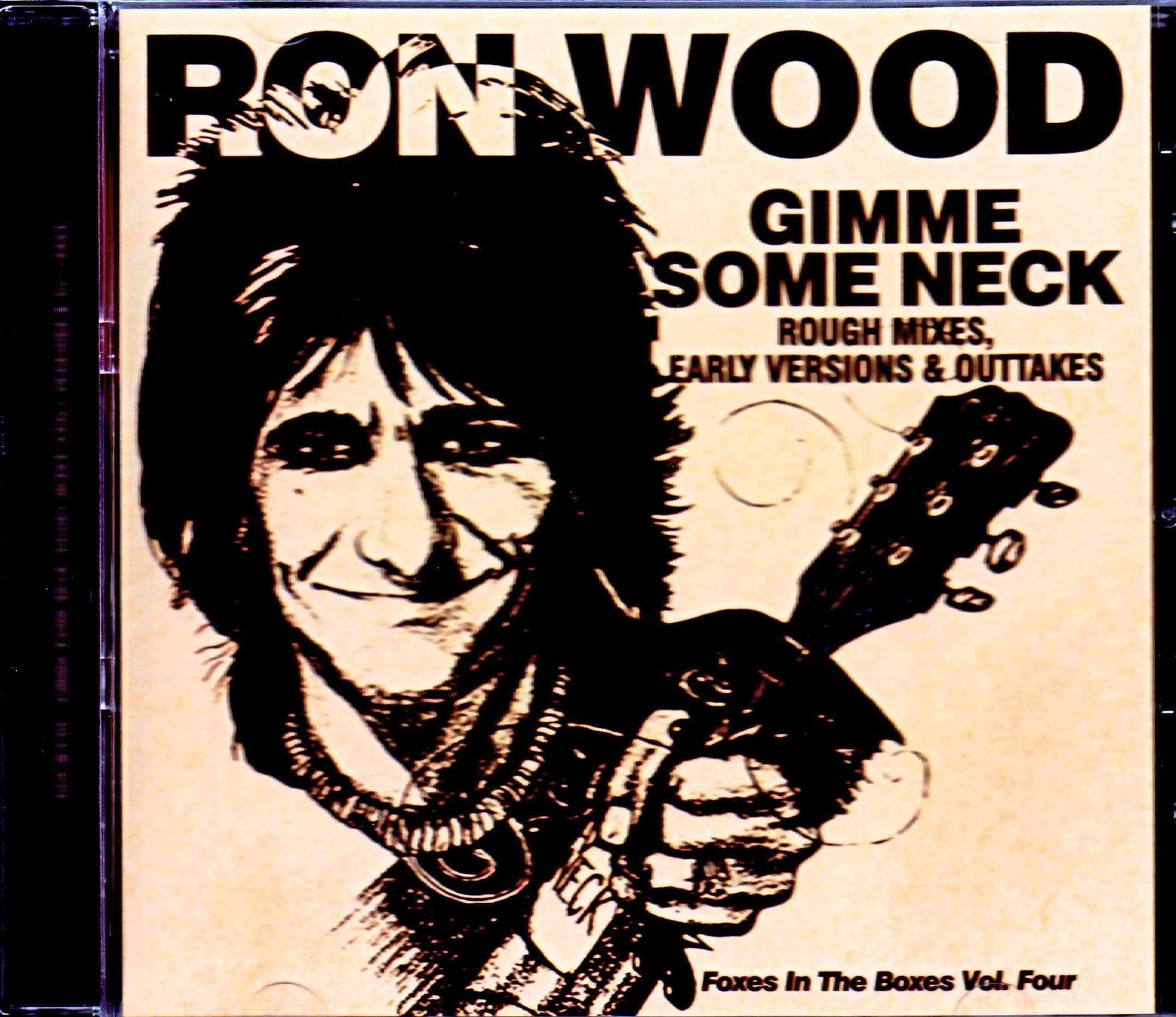 Ron Wood ロン・ウッド/Gimme Some Neck Rough Mixes,Early Versions & Outtakes