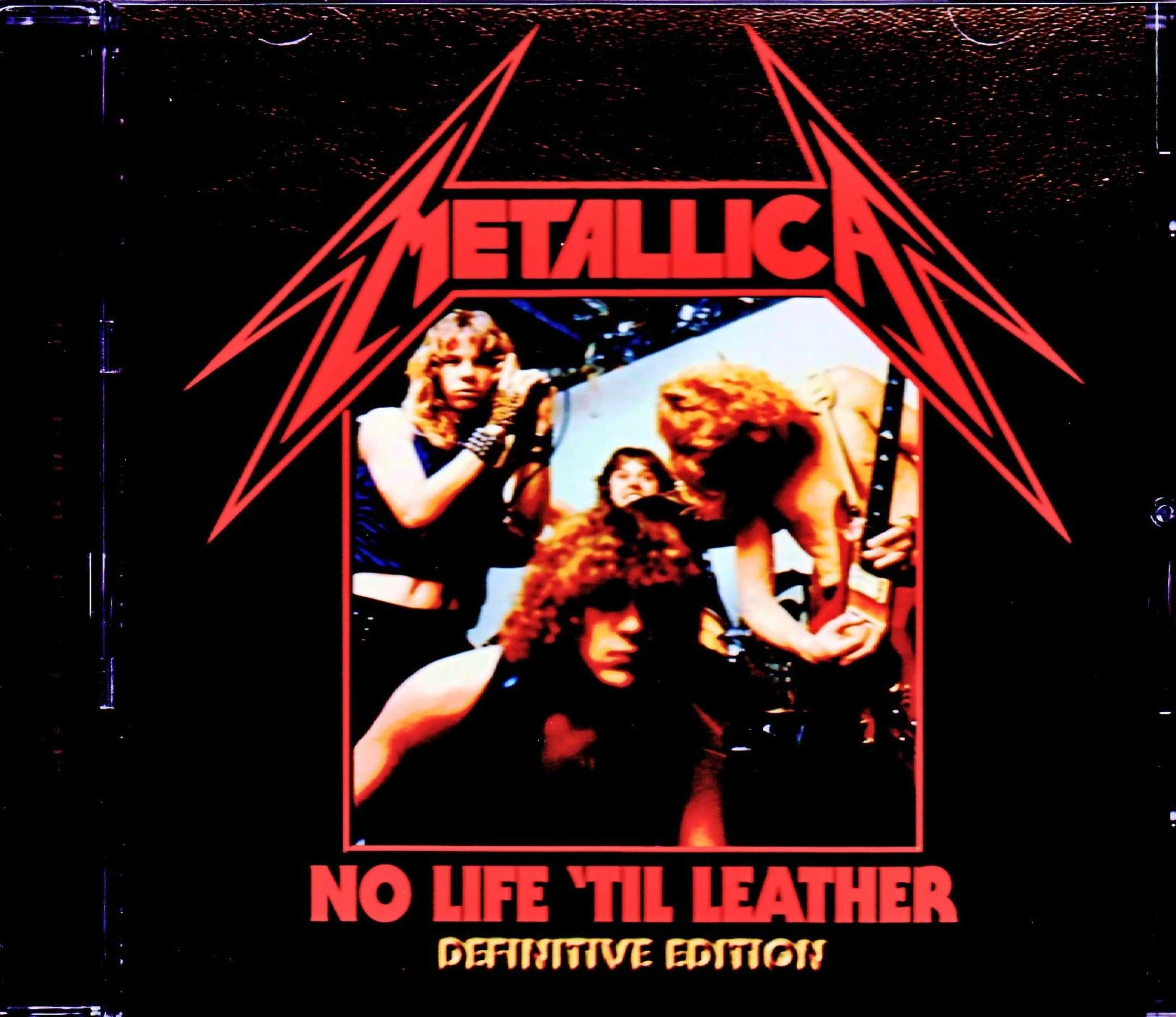 Metallica メタリカ/No Life 'Til Leather Ultimate & Upgrade