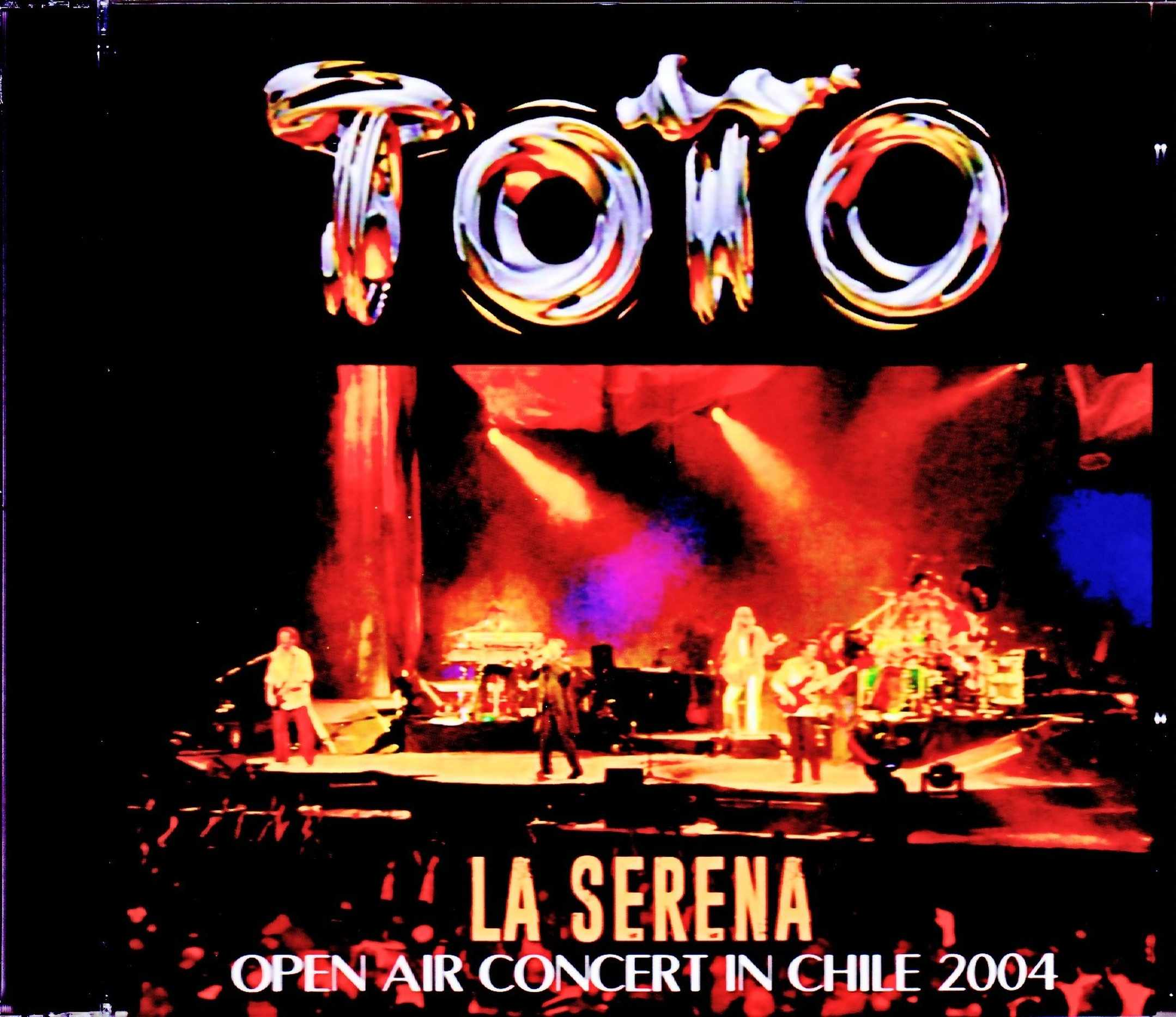 Toto トト/Chile 2004