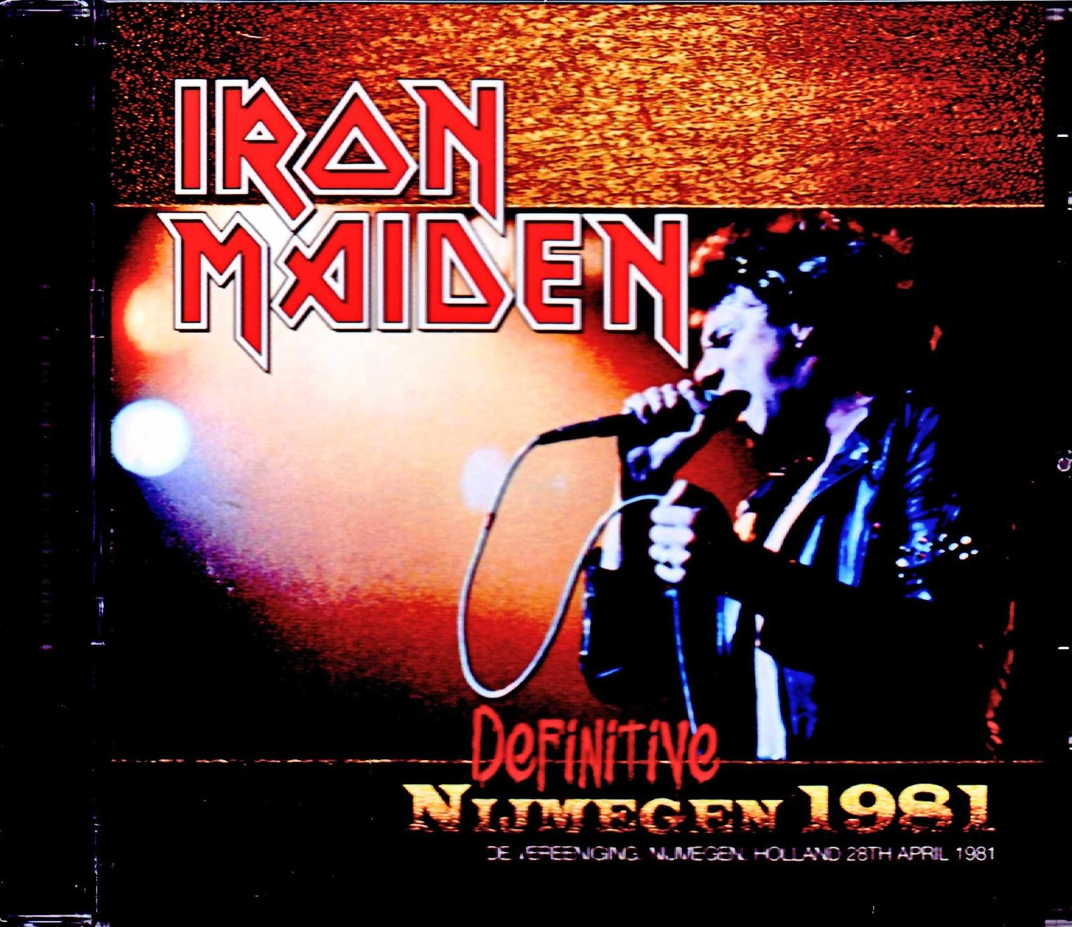 Iron Maiden アイアン・メイデン/Holland 1981 Upgrade