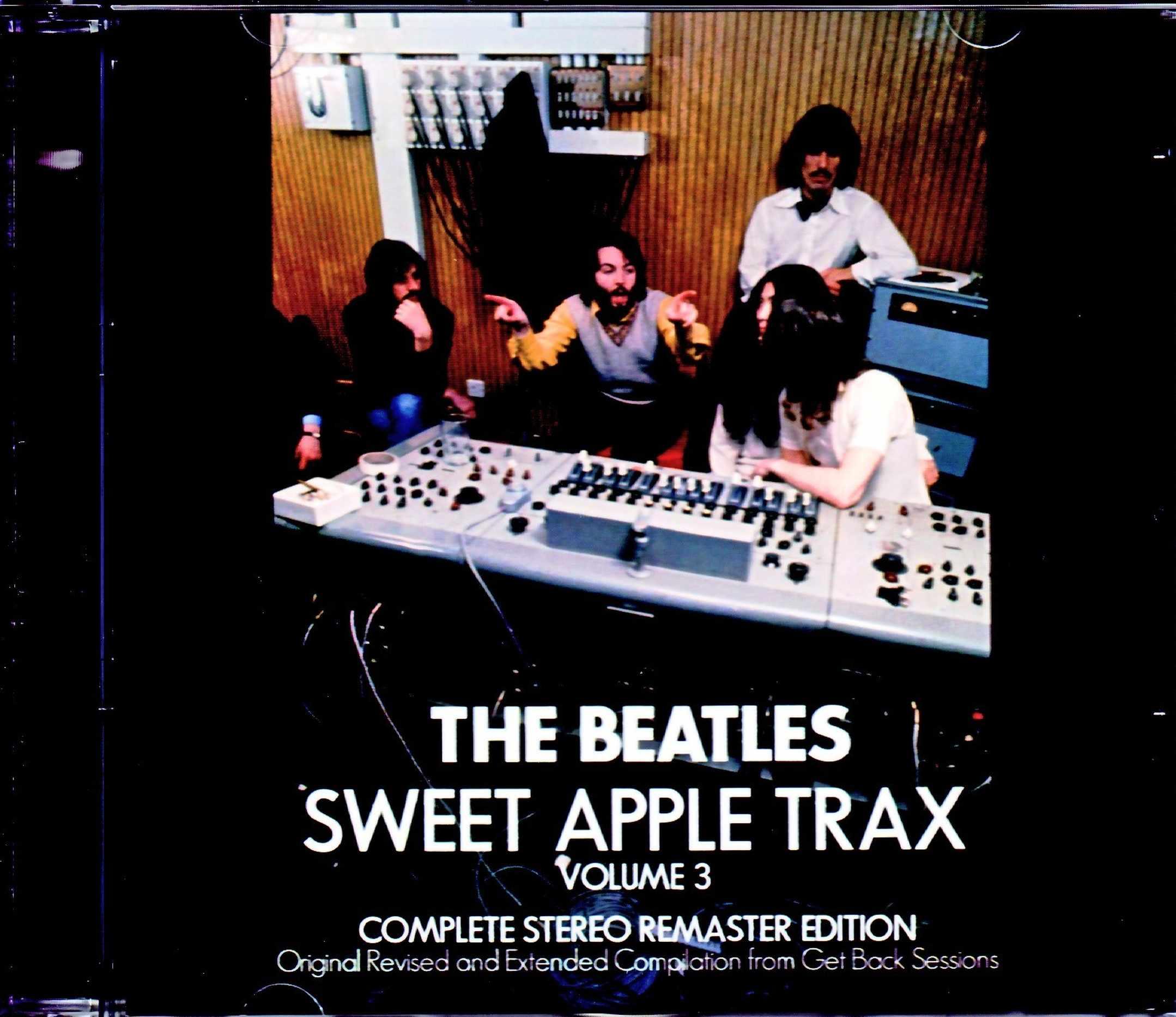 Beatles ビートルズ/Sweet Apple Trax Vol.3