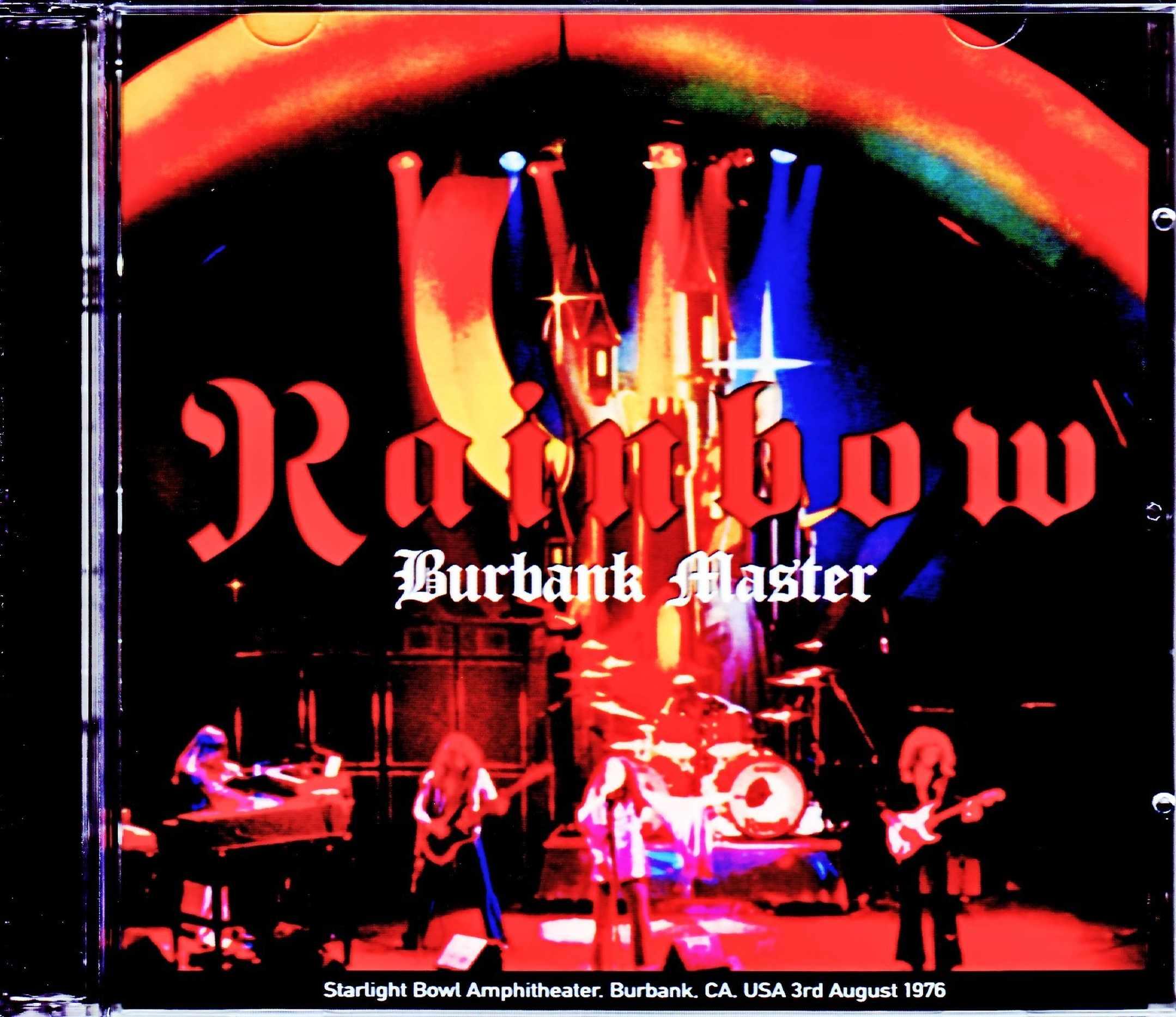 Rainbow レインボー/CA,USA 1976
