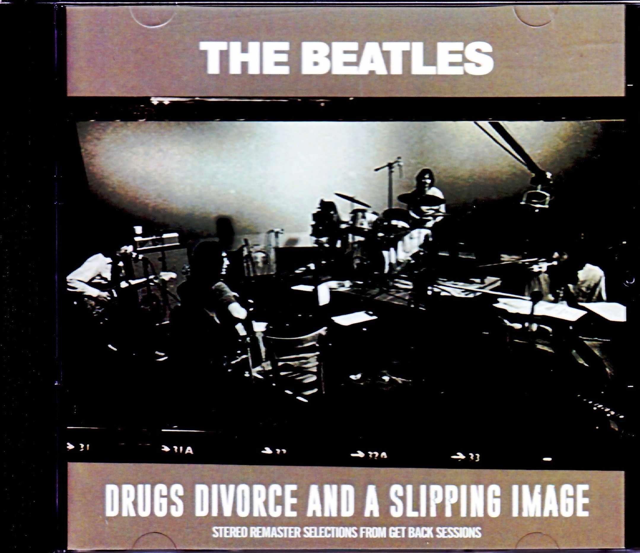 Beatles ビートルズ/ゲット・バック・セッション Get Back Session 1969 Stereo Remastered