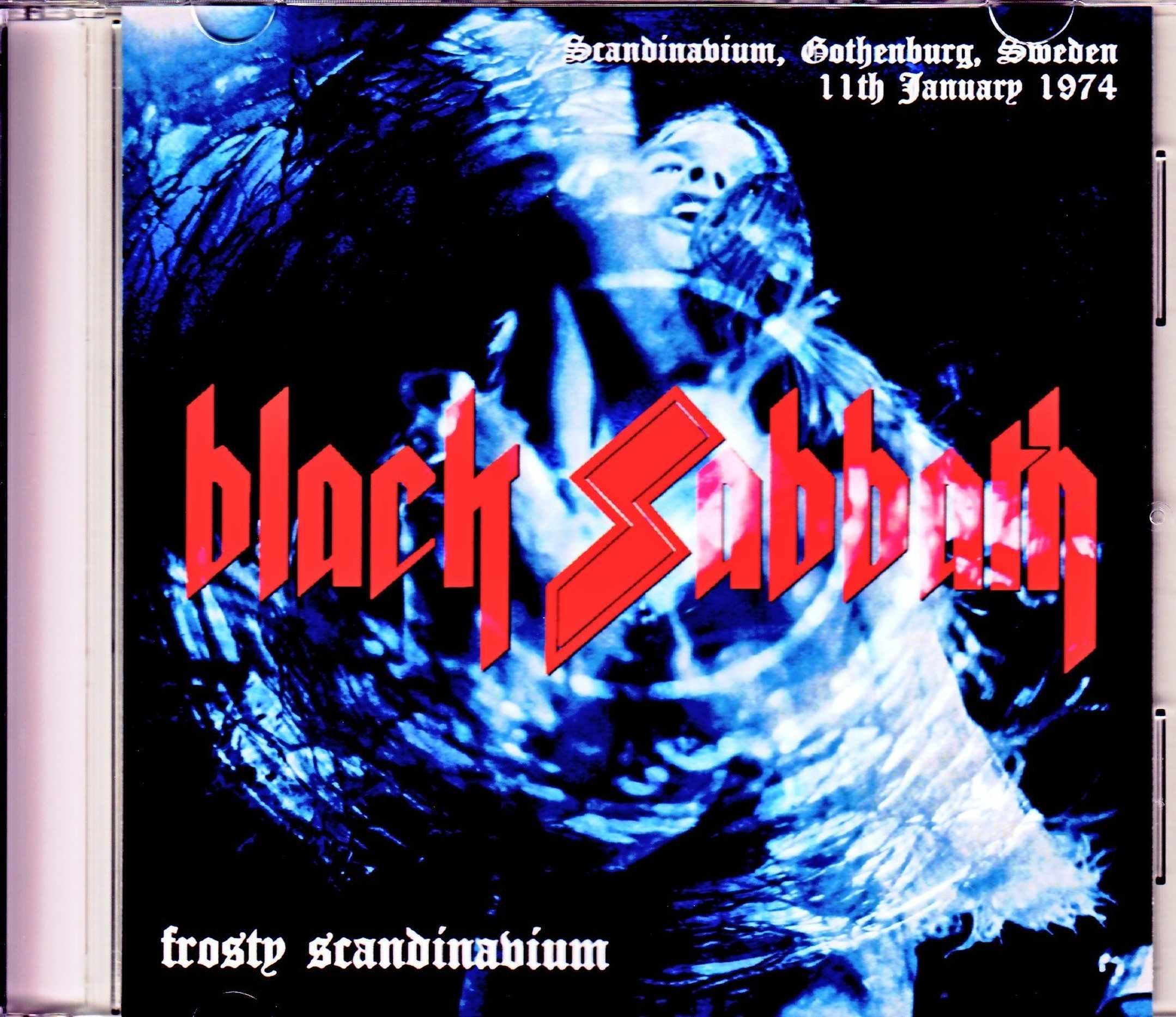Black Sabbath ブラック・サバス/Sweden 1974