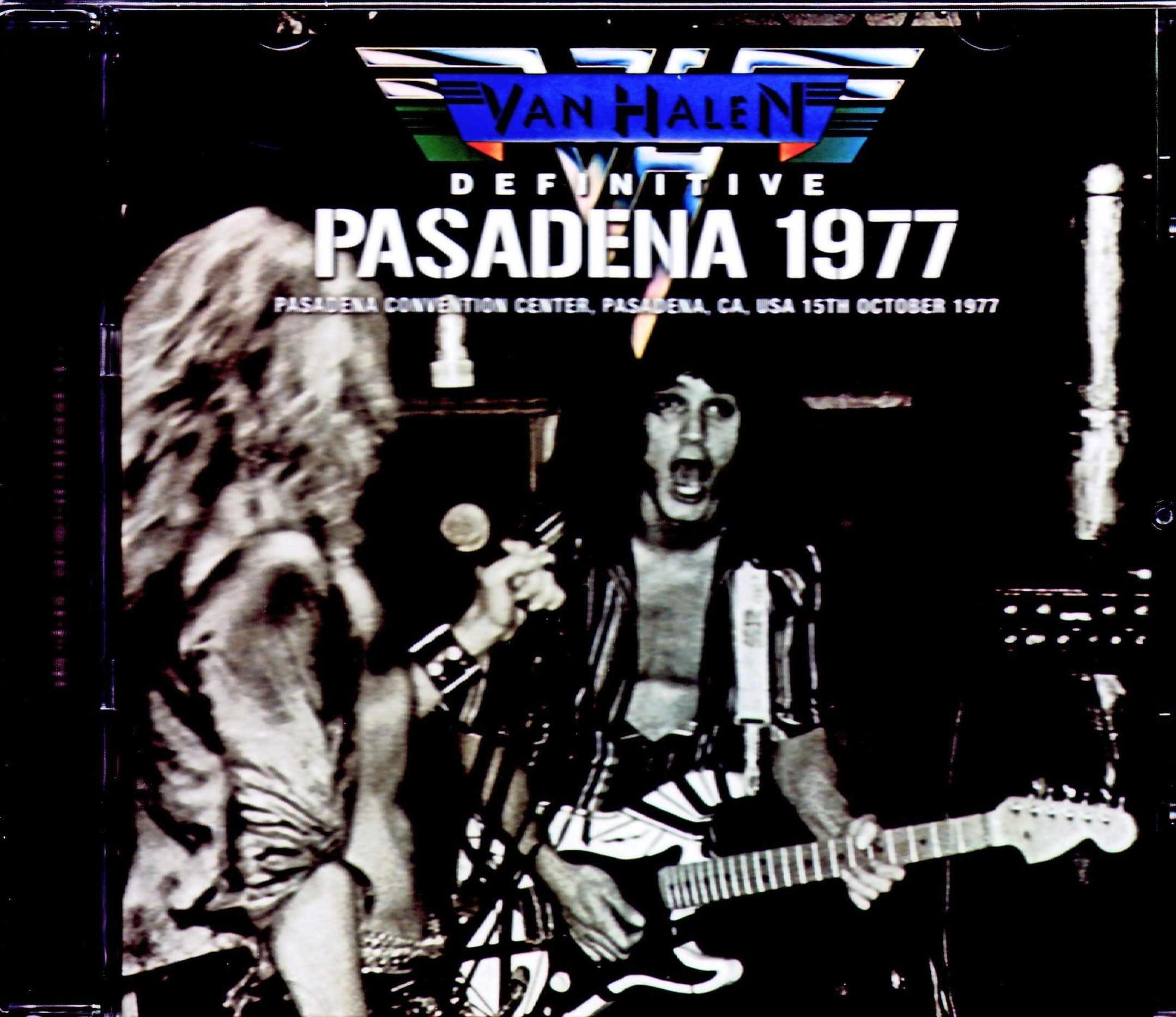 Van Halen ヴァン・ヘイレン/CA,USA 1977 Upgrade & more