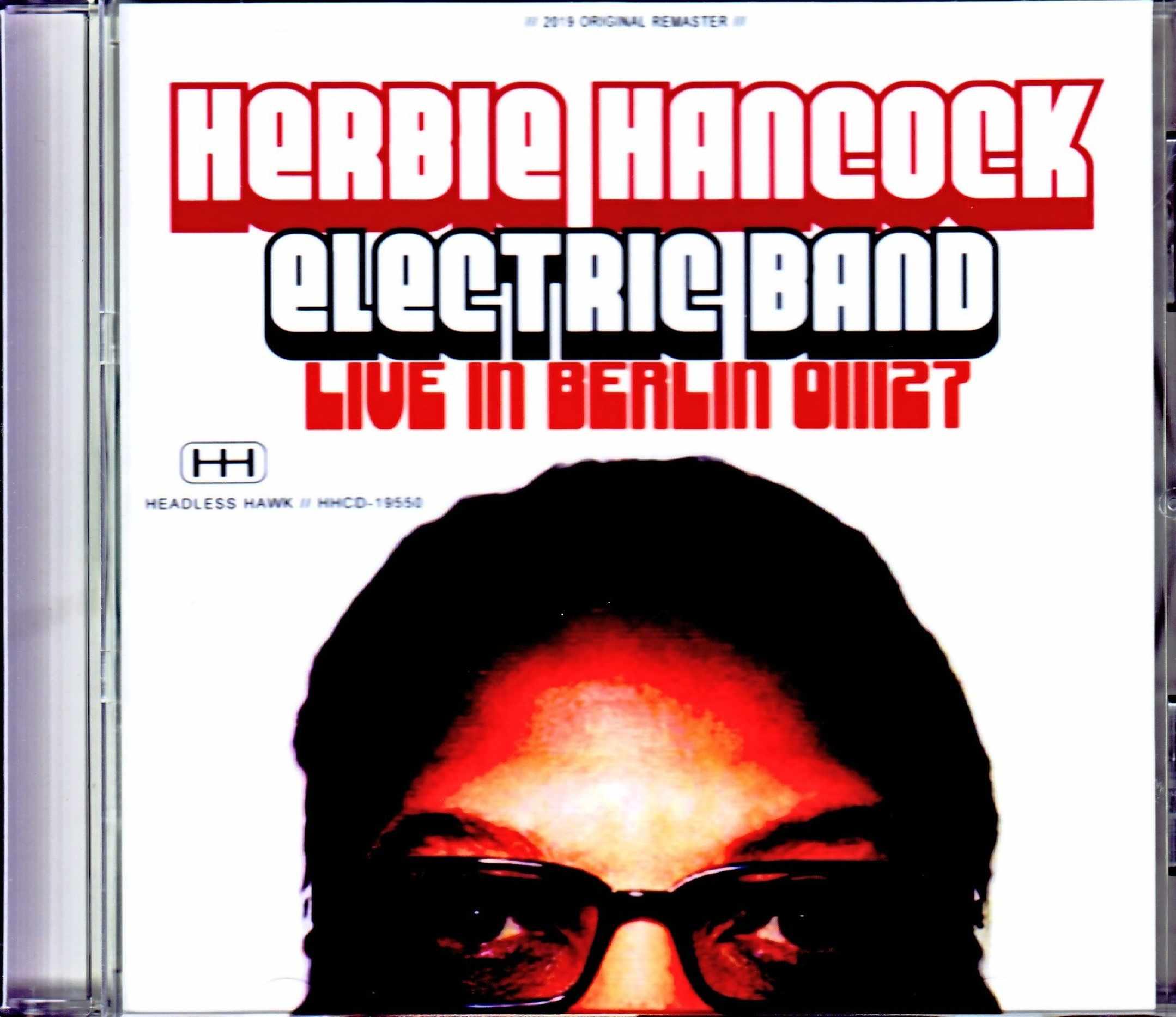 Herbie Hancock  Electric Band ハービー・ハンコック/Germany 2001