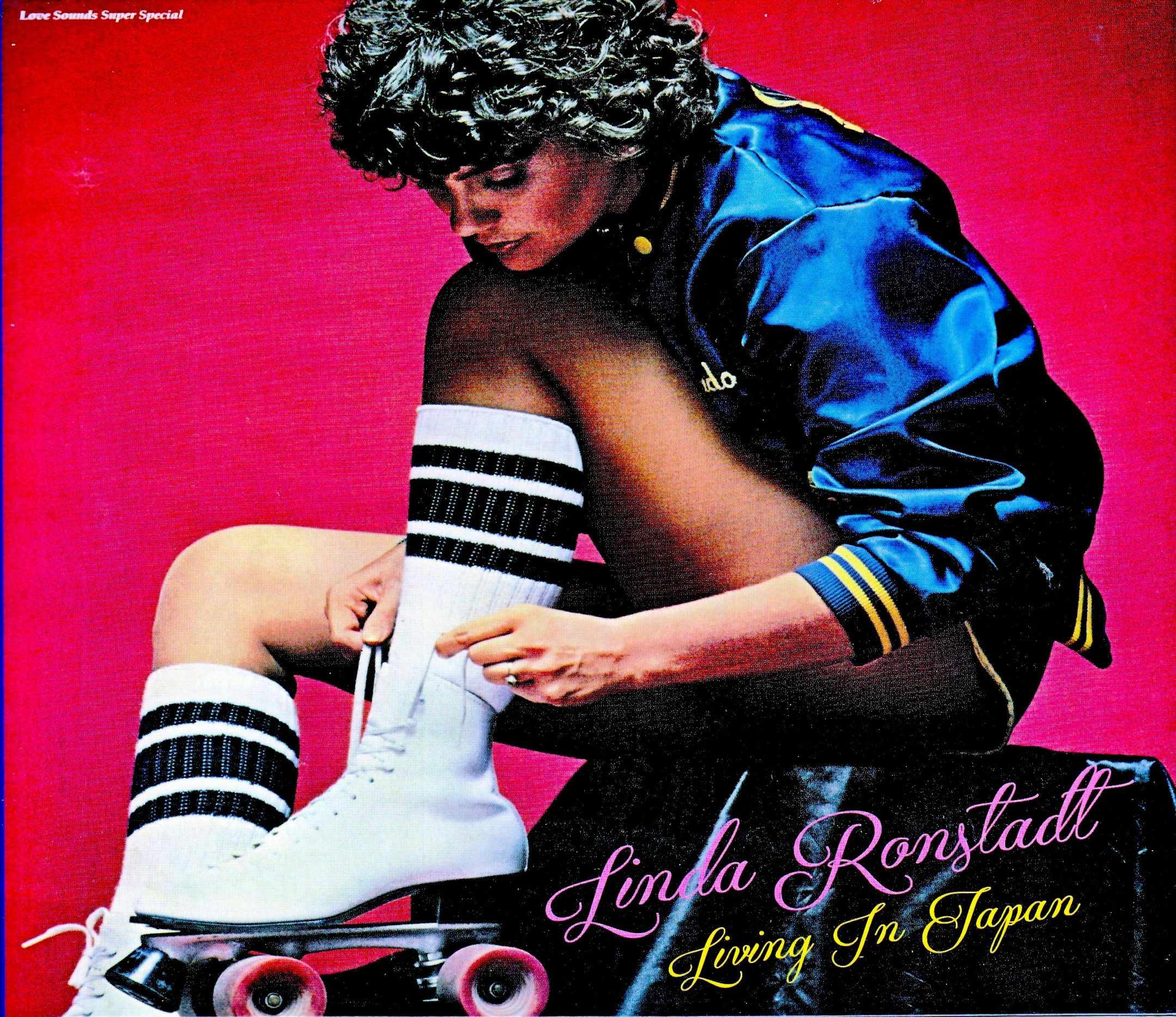 Linda Ronstadt リンダ・ロンシュタット/日本武道館公演 1979年 ピーター・アッシャー・マスター