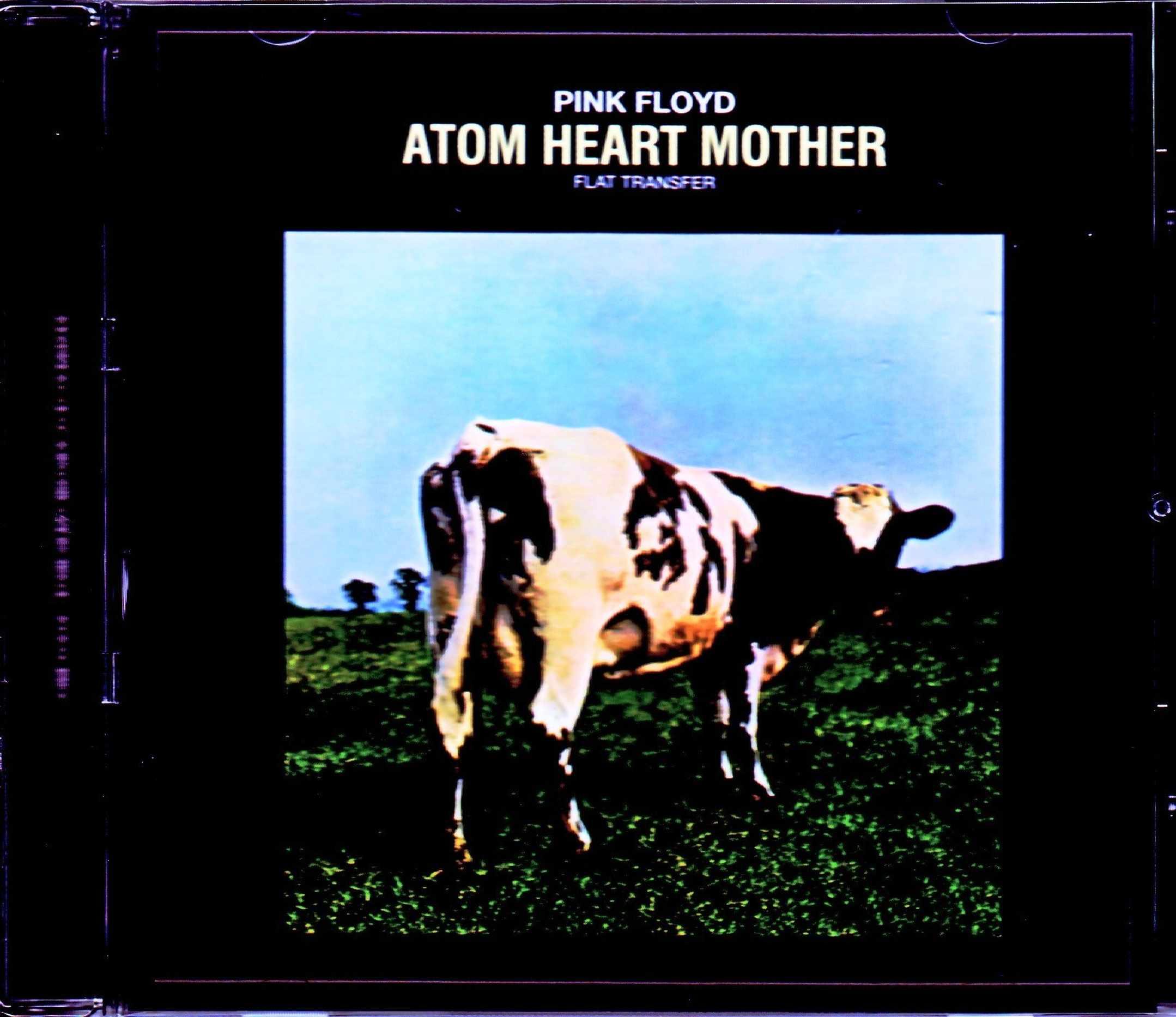 Pink Floyd ピンク・フロイド/原子心母 Atom Heart Mother Flat Transfer