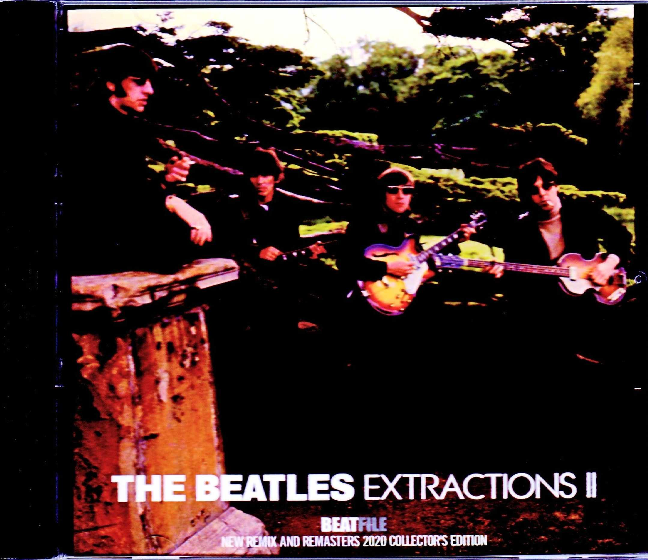 Beatles ビートルズ/Extractions II New Remix And Remasters 2020